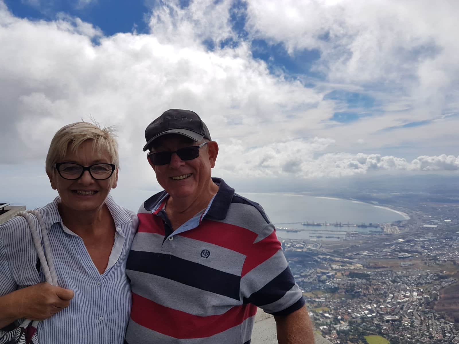 Michele & Rob from Brisbane, Queensland, Australia