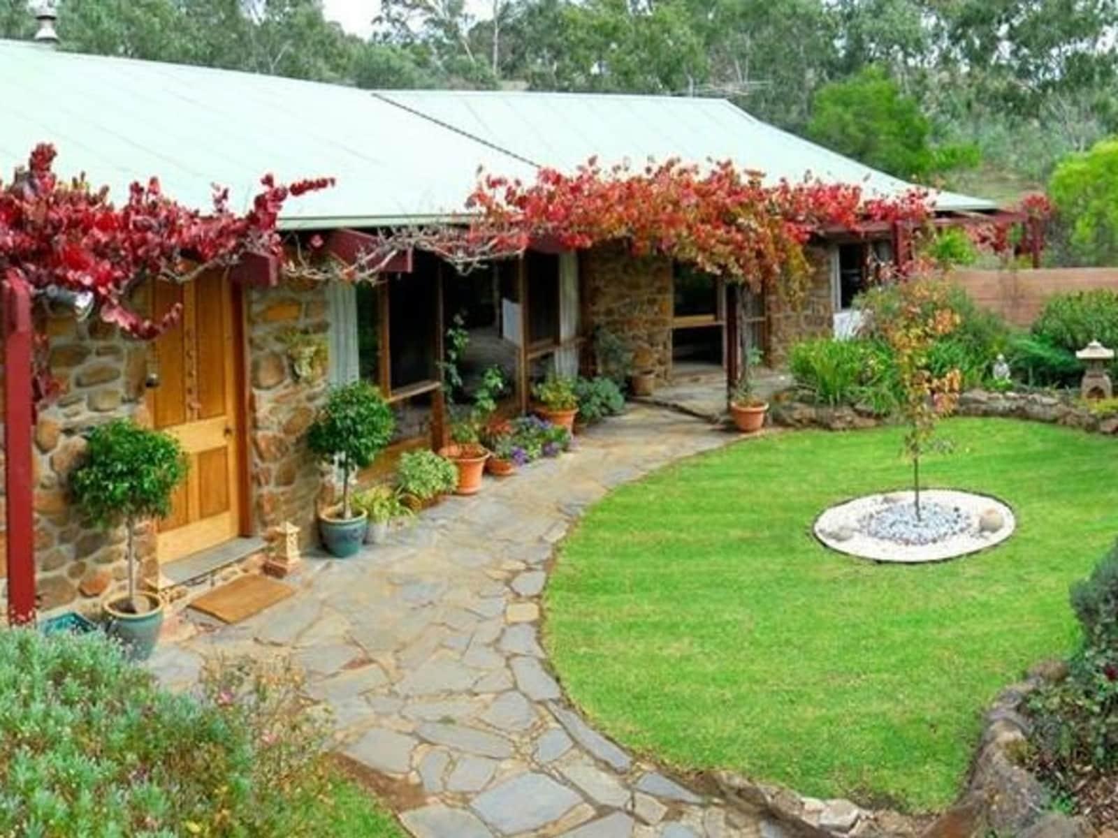 Housesitting assignment in Strathalbyn, South Australia, Australia
