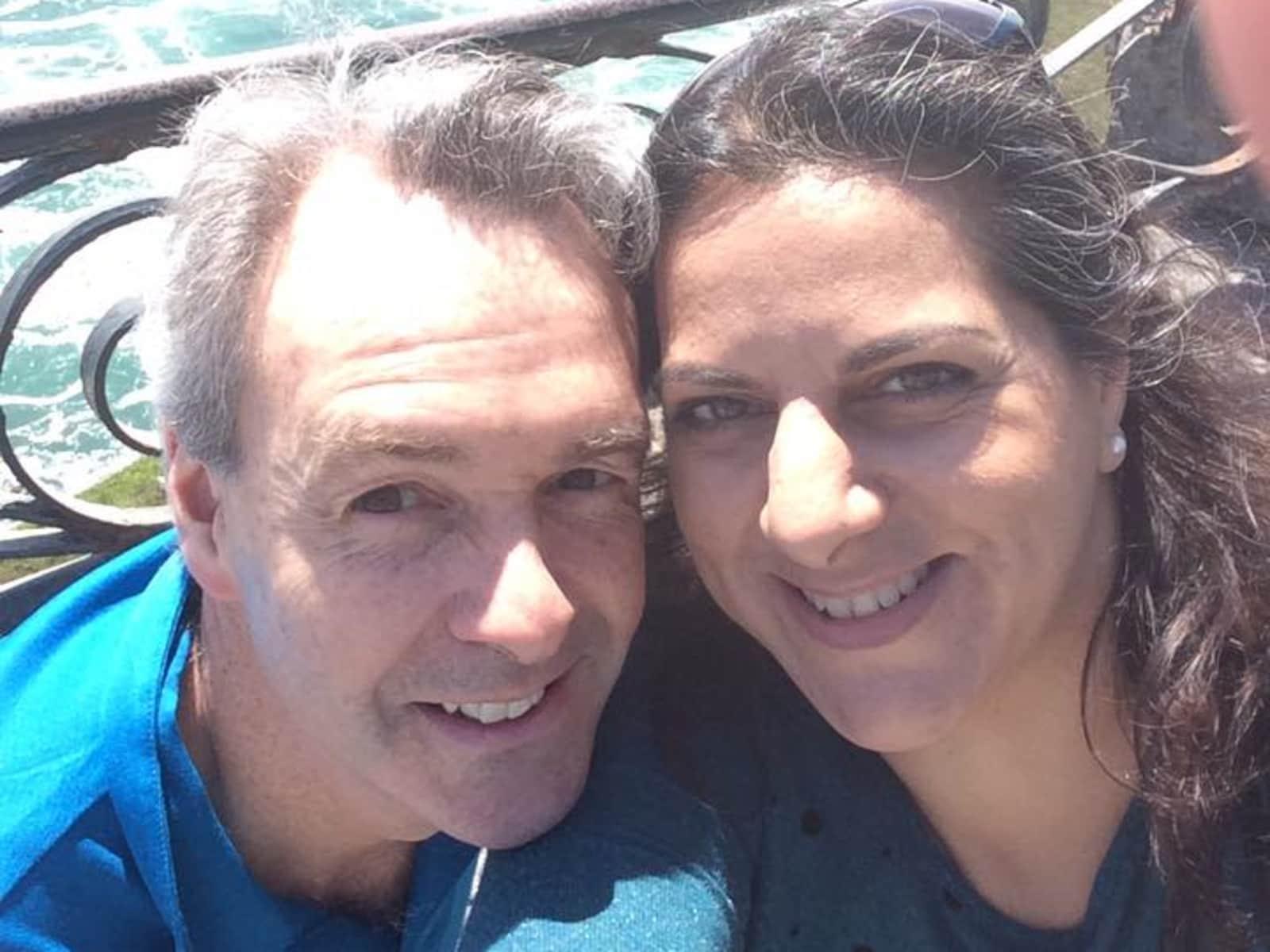 Tanya & David from Toronto, Ontario, Canada