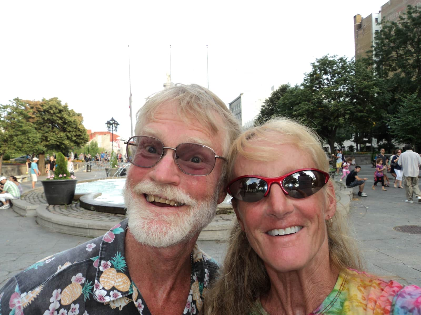 John & Mary from Traverse City, Michigan, United States