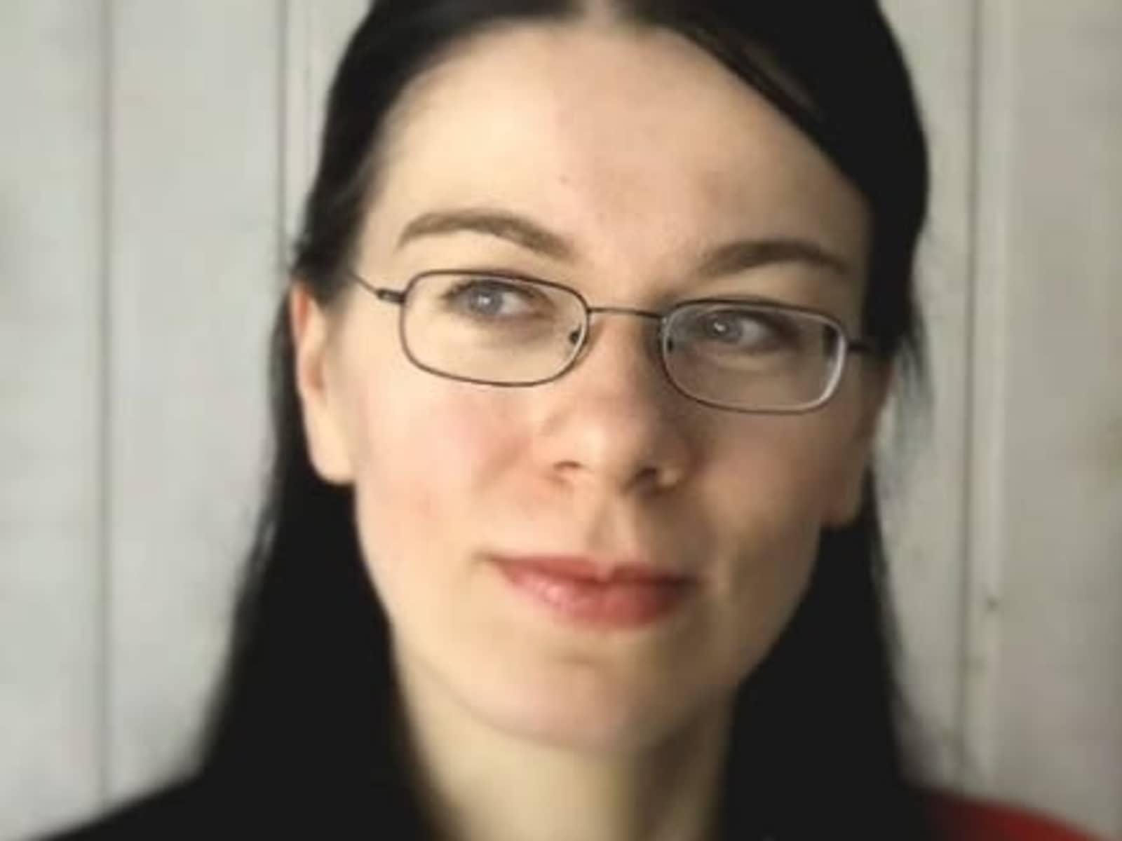 Birgit from Regensburg, Germany