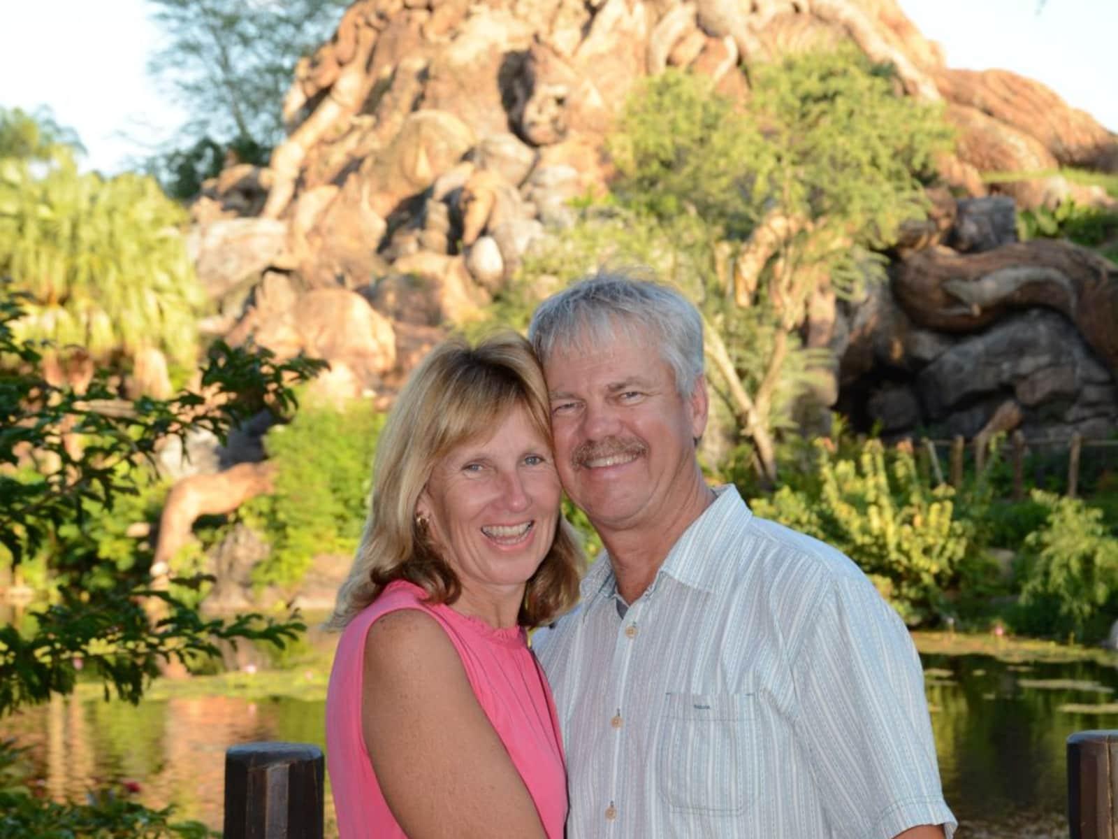 Joanne & Alexander (sandy) from Nelson, New Zealand