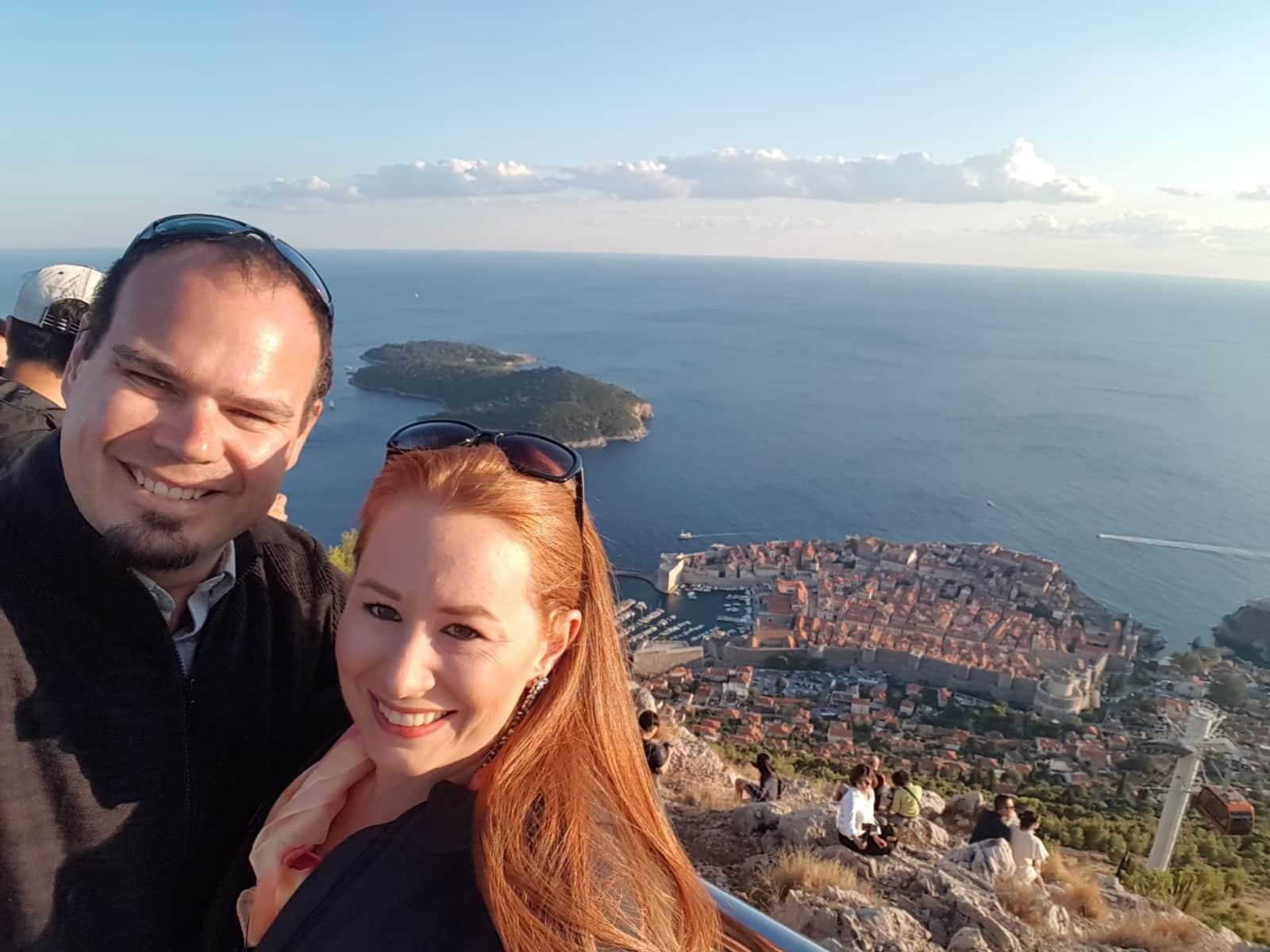 Jade & Mark from London, United Kingdom