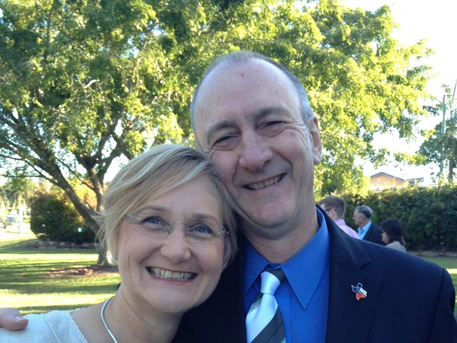 Bob & Leanne from Brisbane, Queensland, Australia