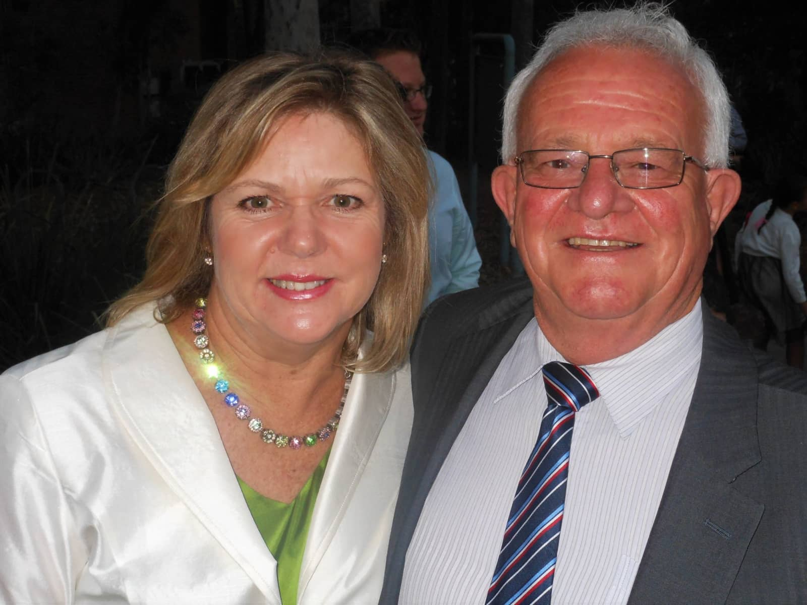 Gordon & Jennifer from Port Macquarie, New South Wales, Australia