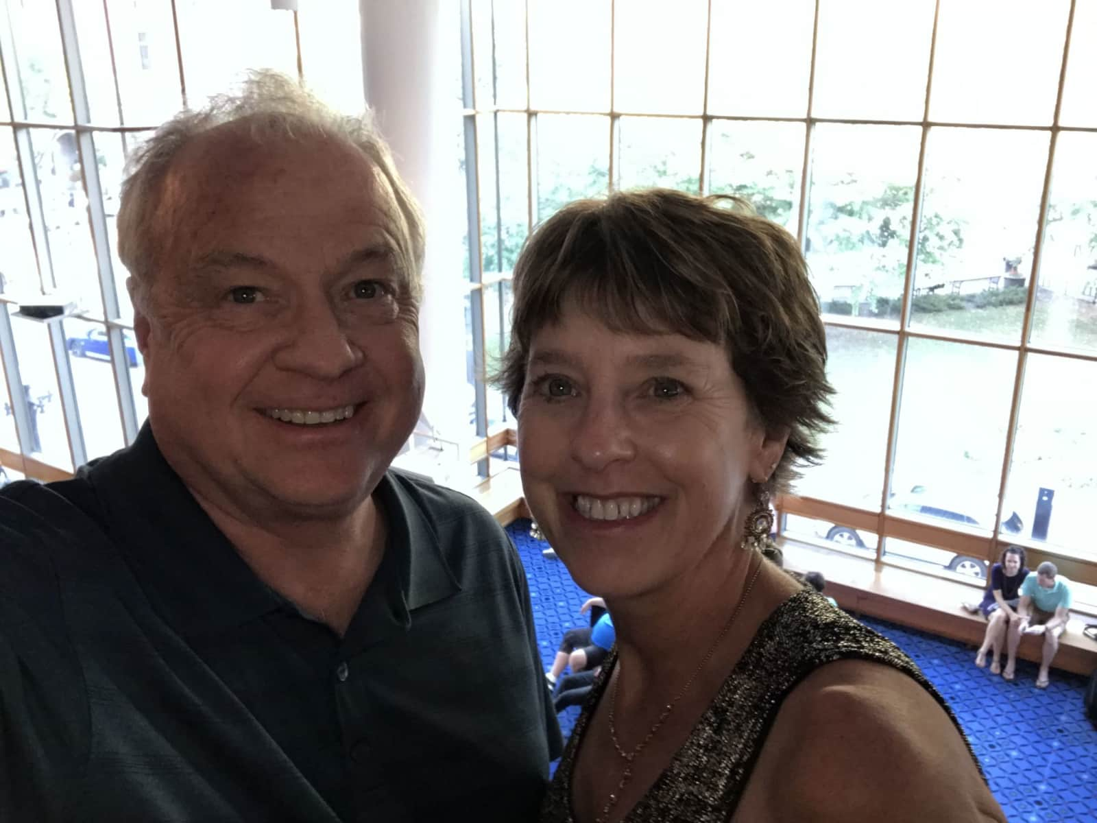 Marv & Jeryl from Rochester, Minnesota, United States