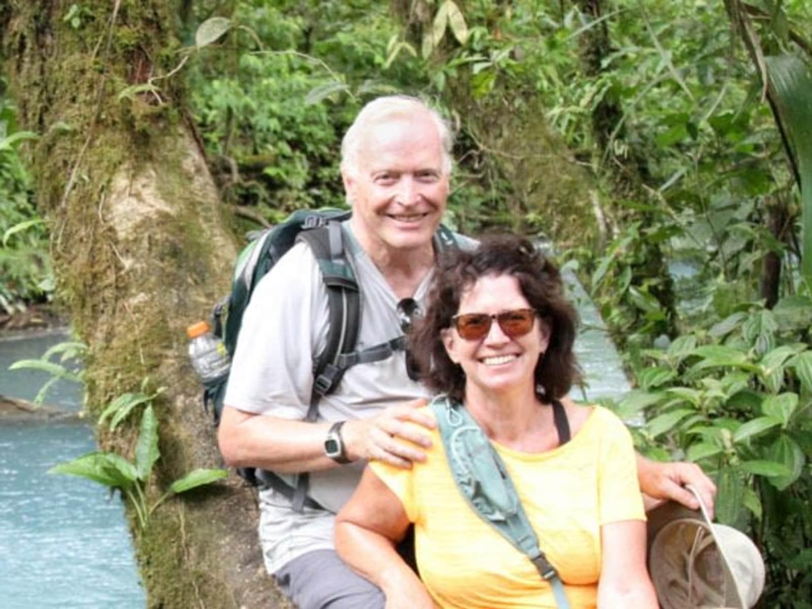 Doug & Marcia from Bucerías, Mexico