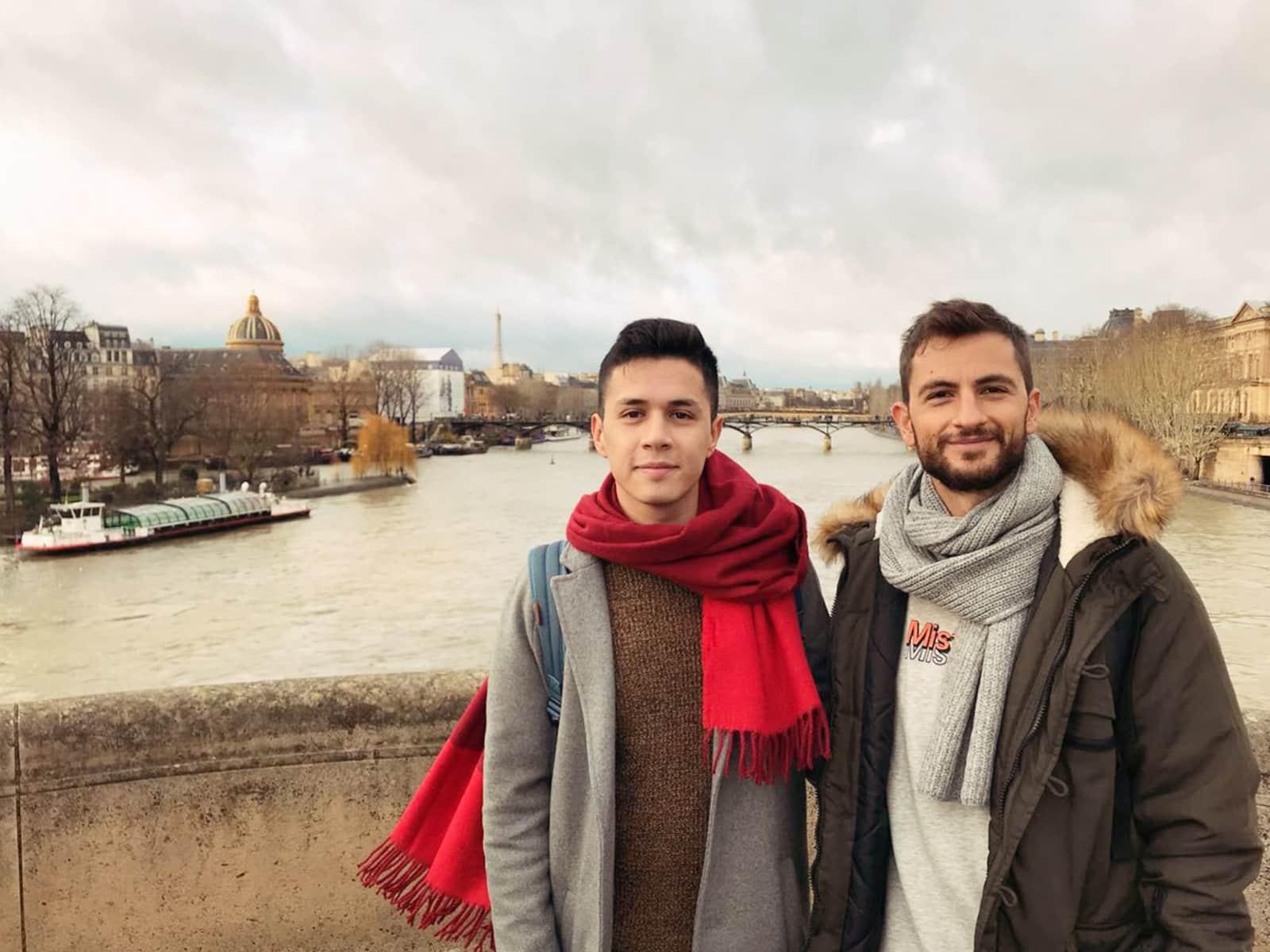 Ramiro & Lucas martin from Pergamino, Argentina