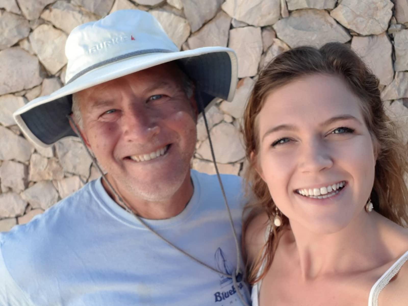 Lina & David from Burgau, Portugal