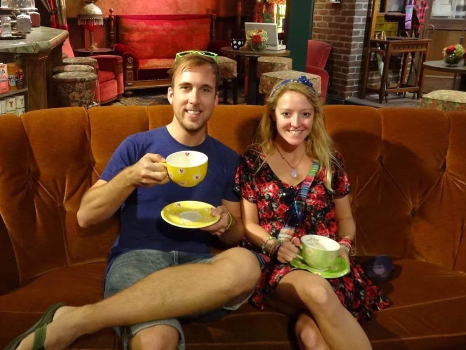 Simon & Jenny from Devizes, United Kingdom