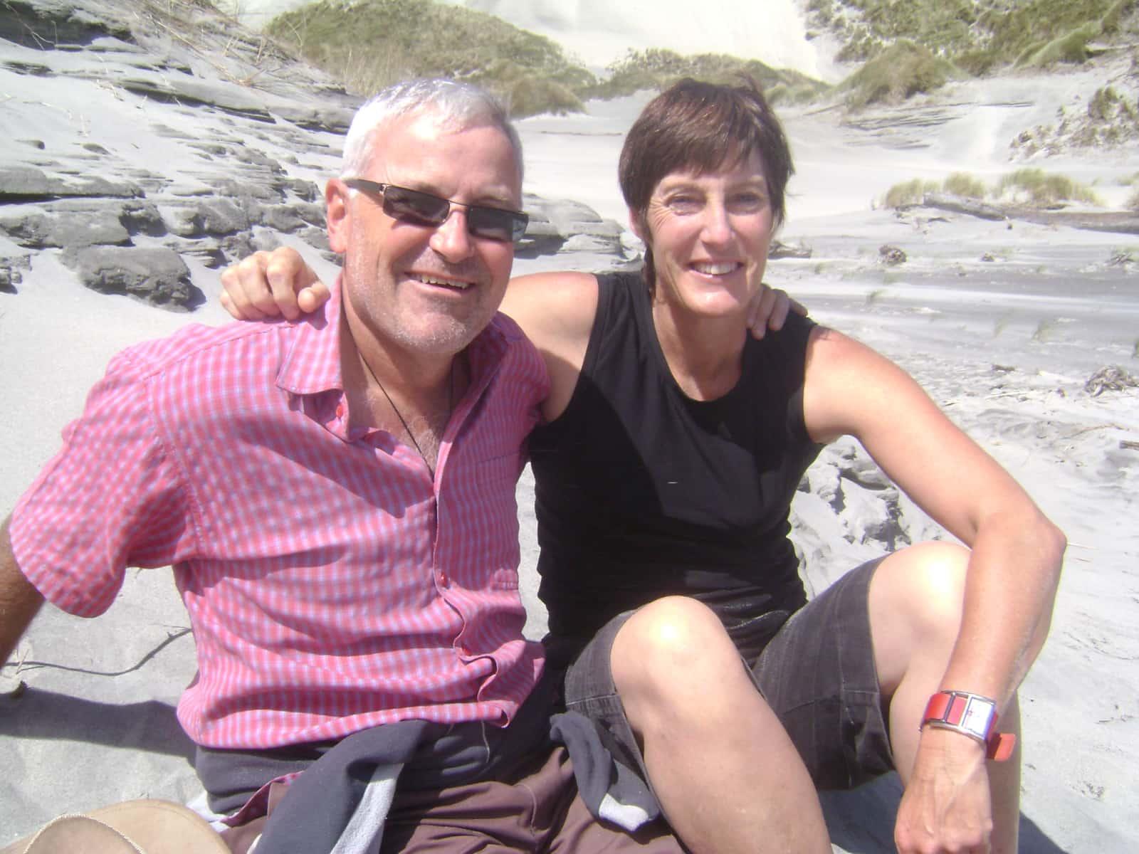 Alannah & John from Vancouver, British Columbia, Canada