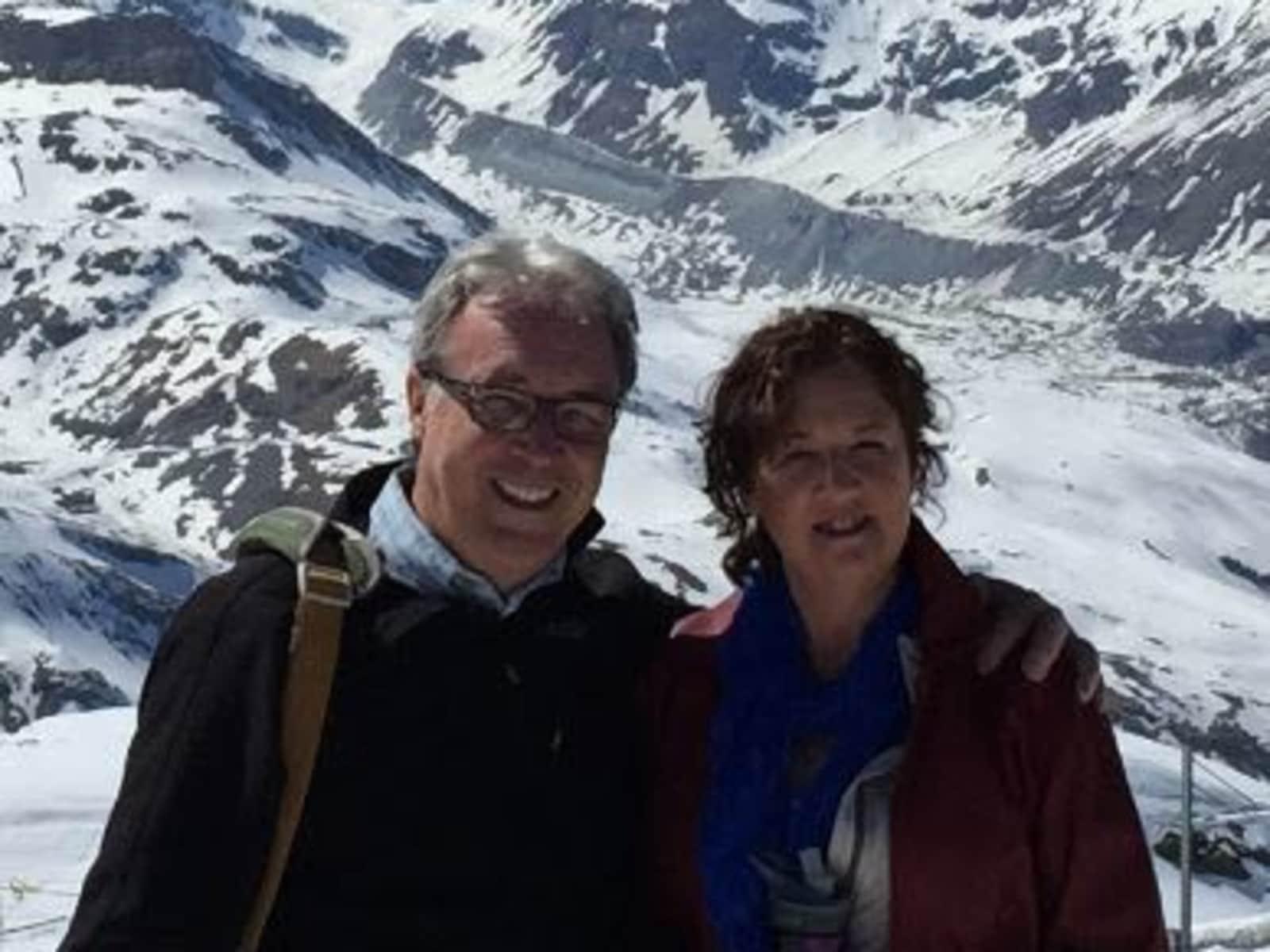 Regent & Diane from Saint-Marc-des-Carrières, Quebec, Canada