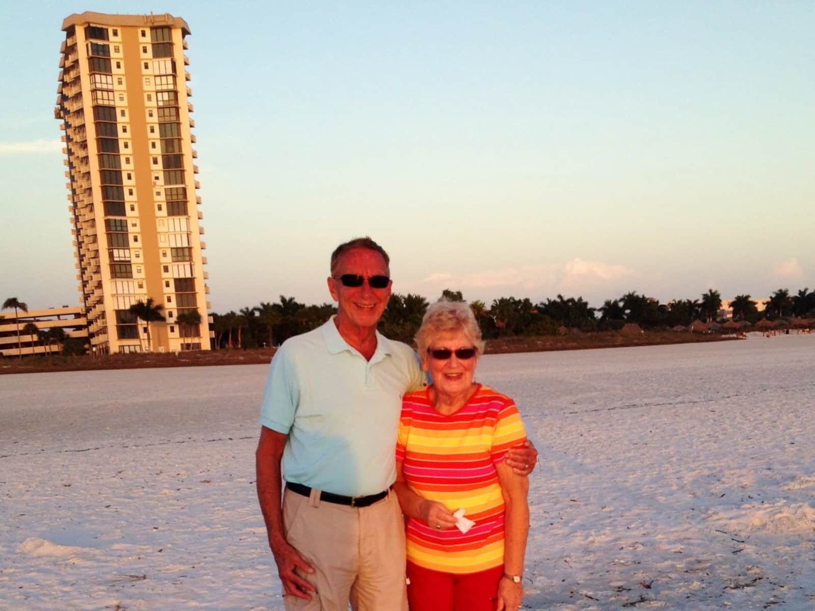 Don & Alyce from Traverse City, Michigan, United States
