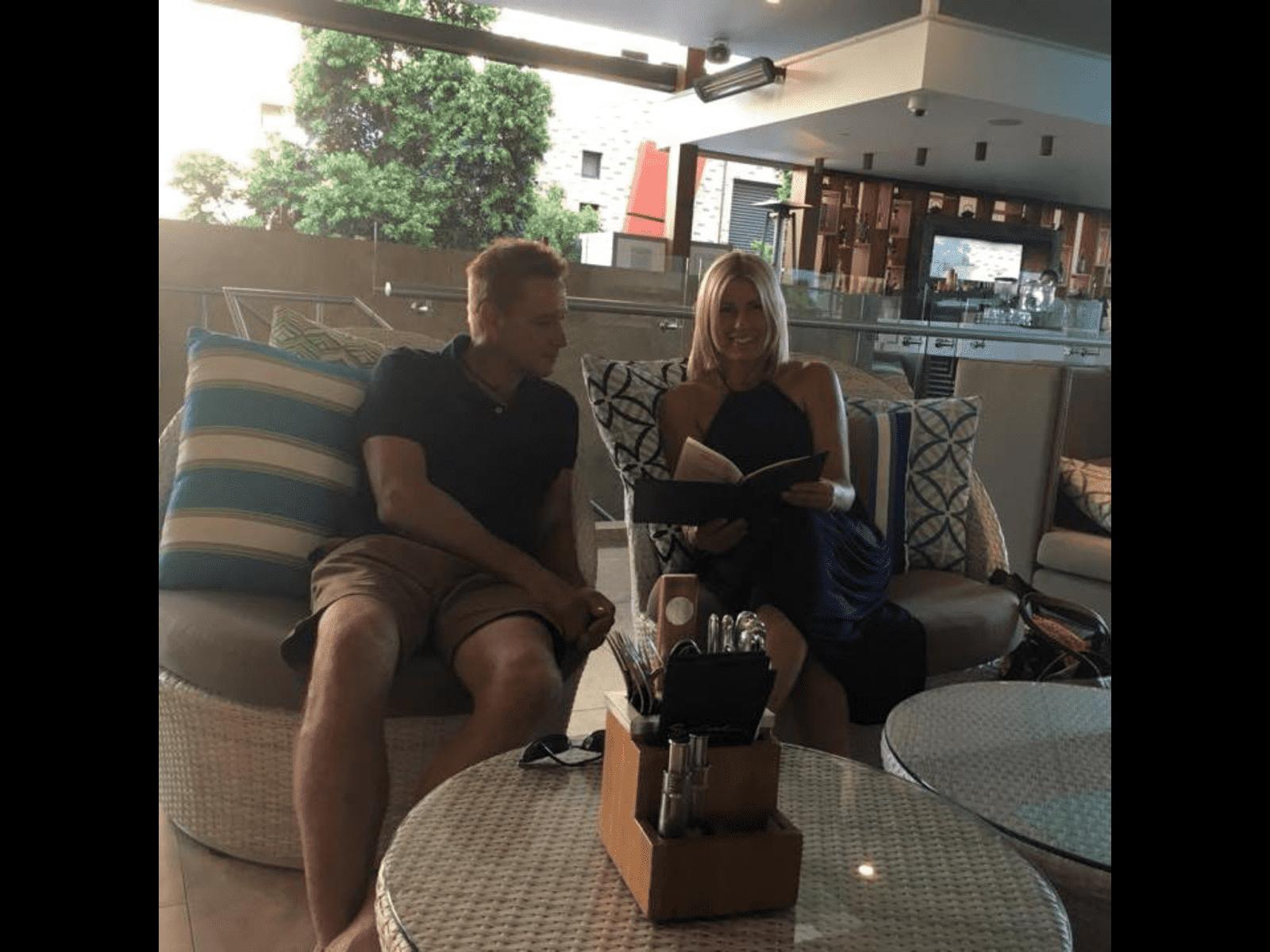Jo-anne & Blair from Brisbane, Queensland, Australia
