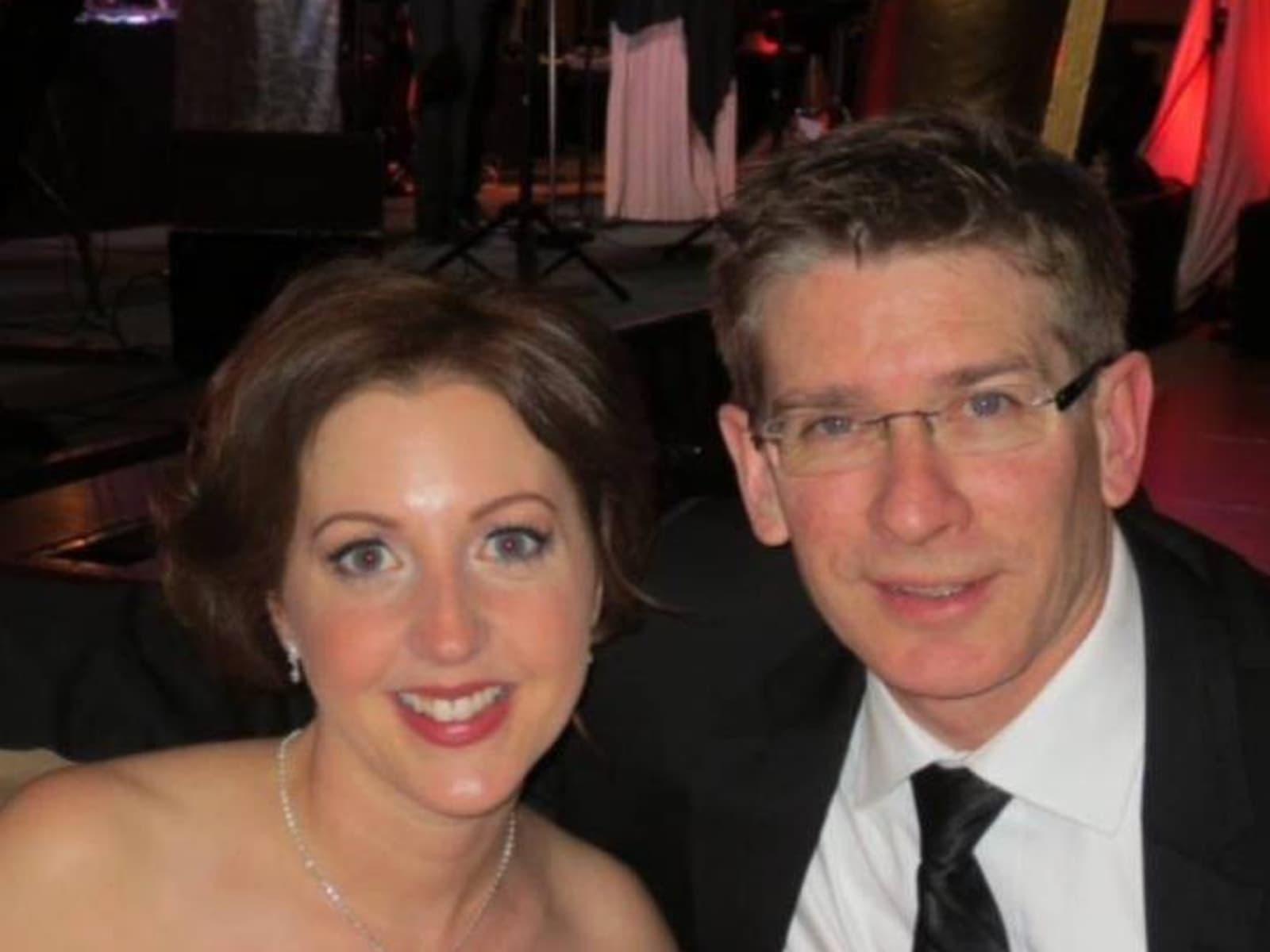Beth & James from Ottawa, Ontario, Canada