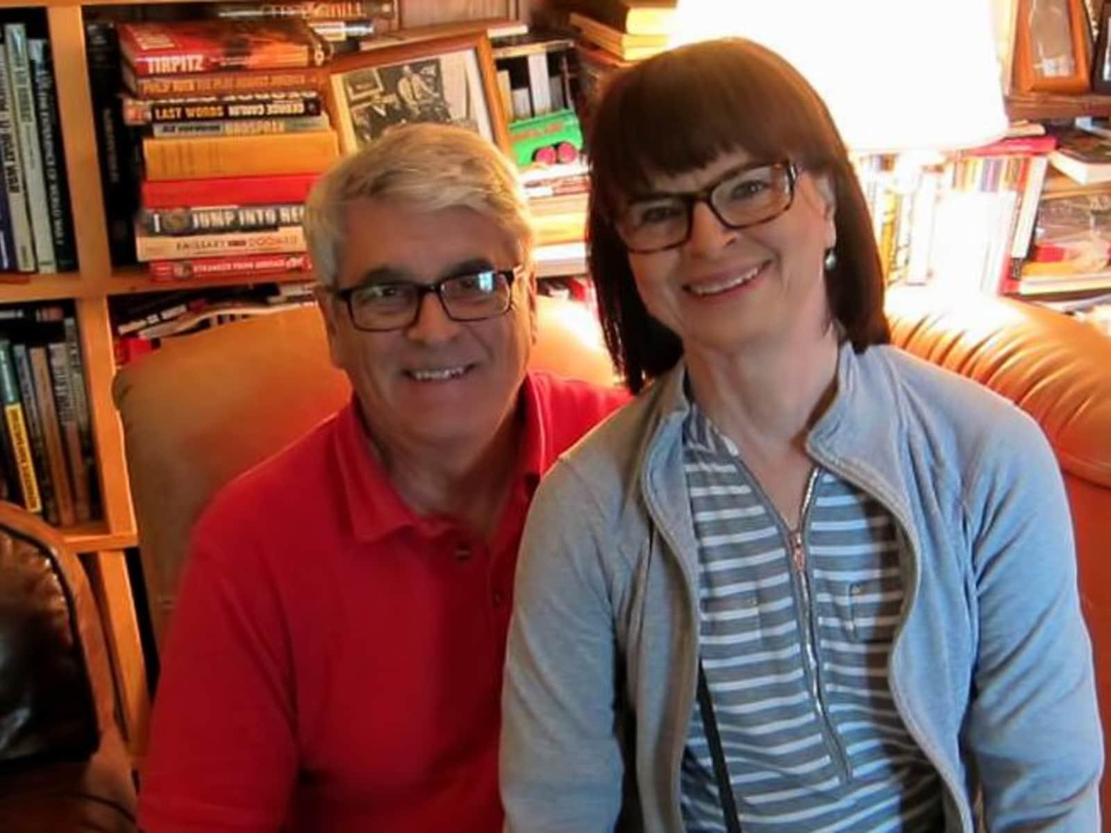 Karen & Steve from Omaha, Nebraska, United States