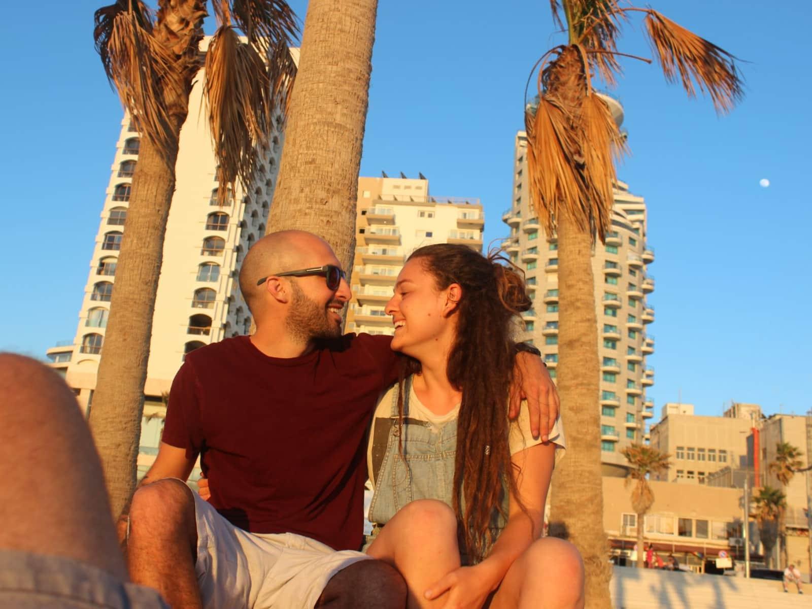Daniella & Max from Los Angeles, California, United States