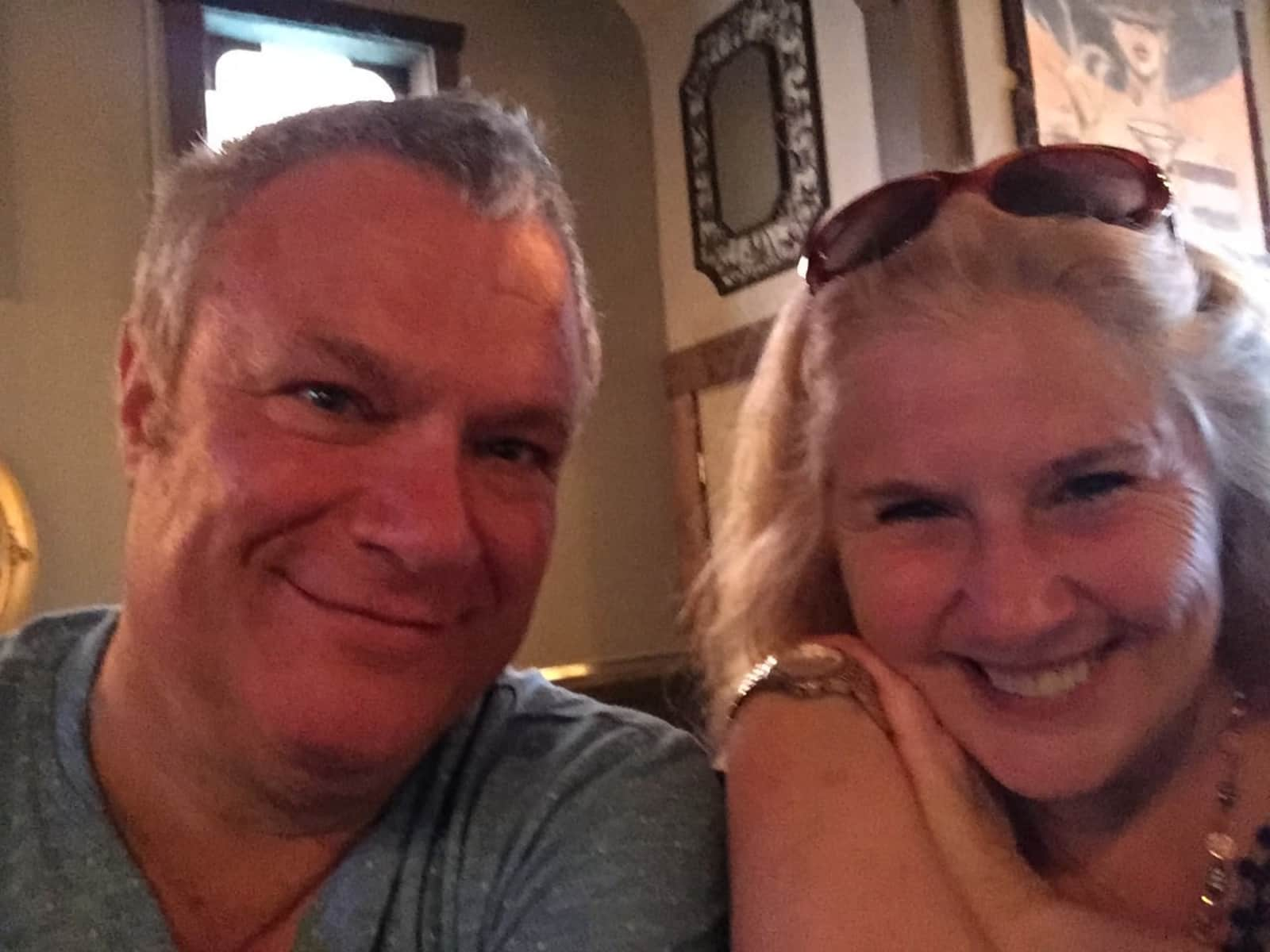 Beverly & Michael from West Hartford, Connecticut, United States
