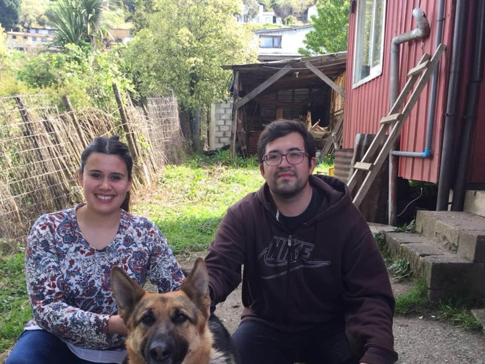 Paulina & Claudio from Århus, Denmark
