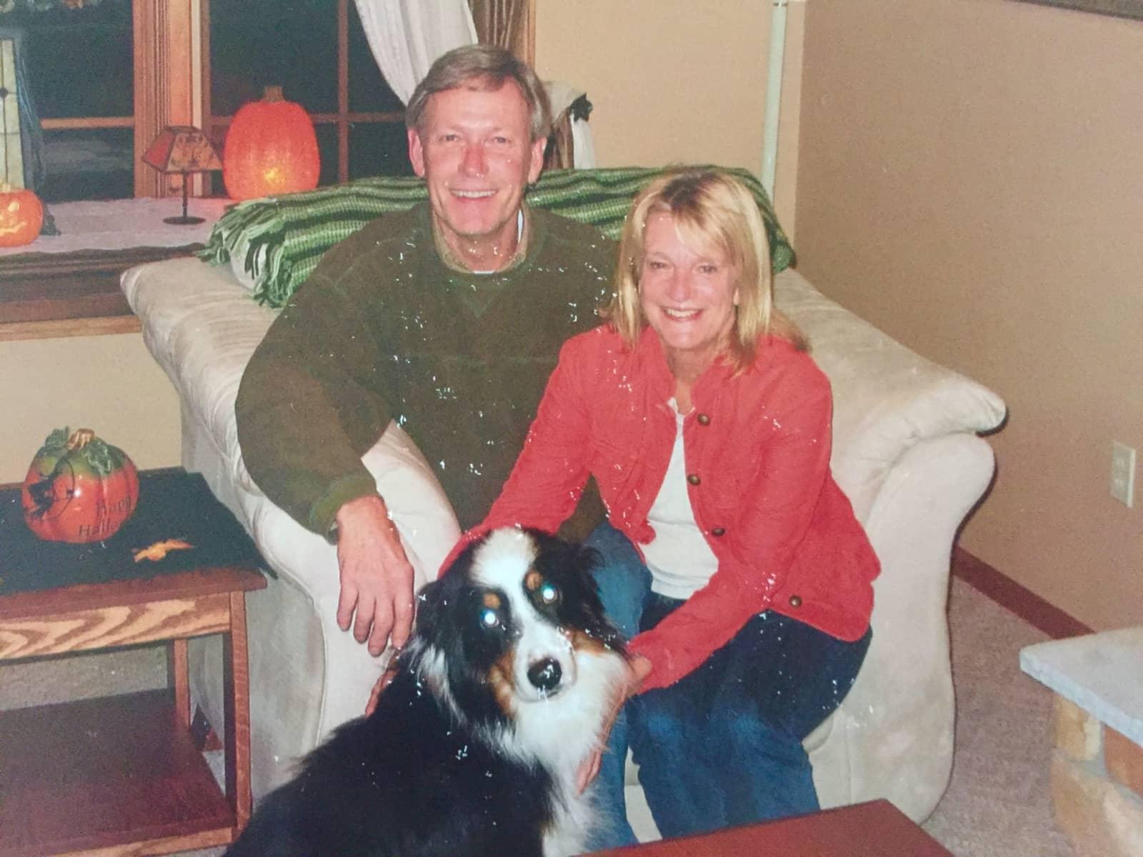 Patricia & Bill from Barrington, Illinois, United States