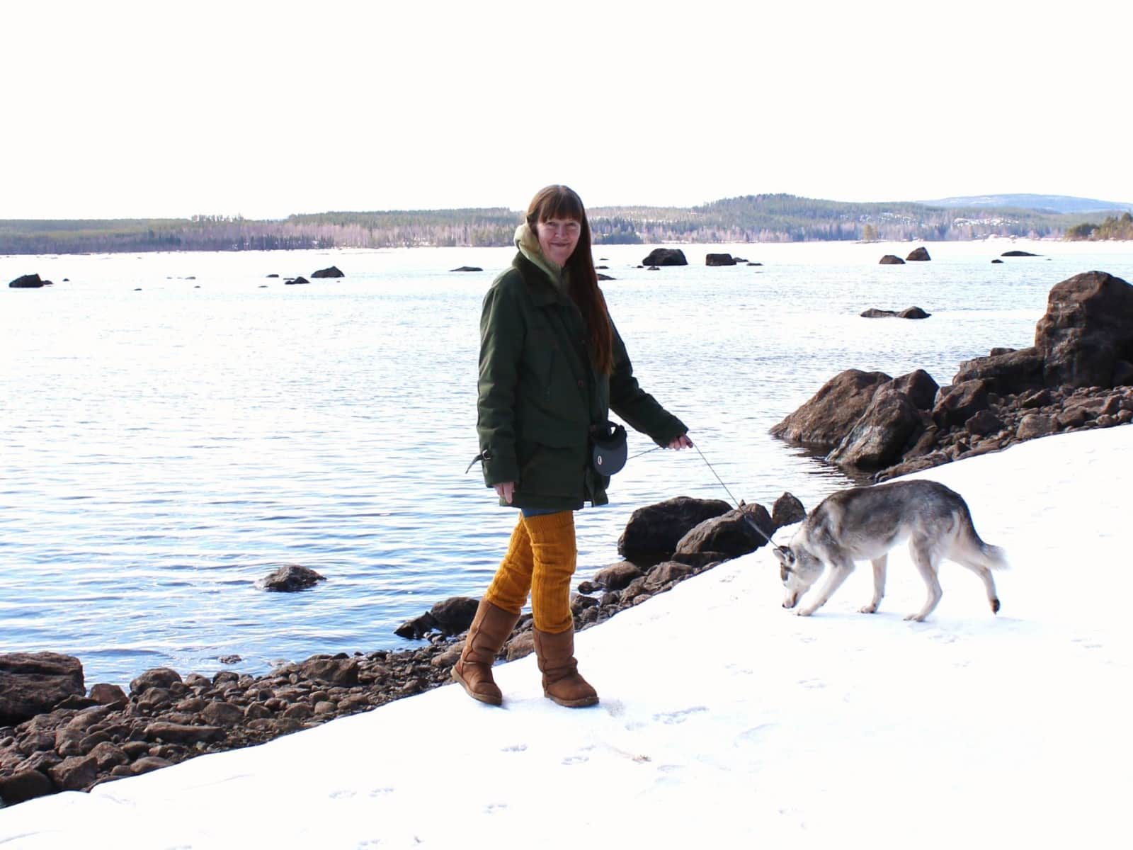 Lena from Östavall, Sweden