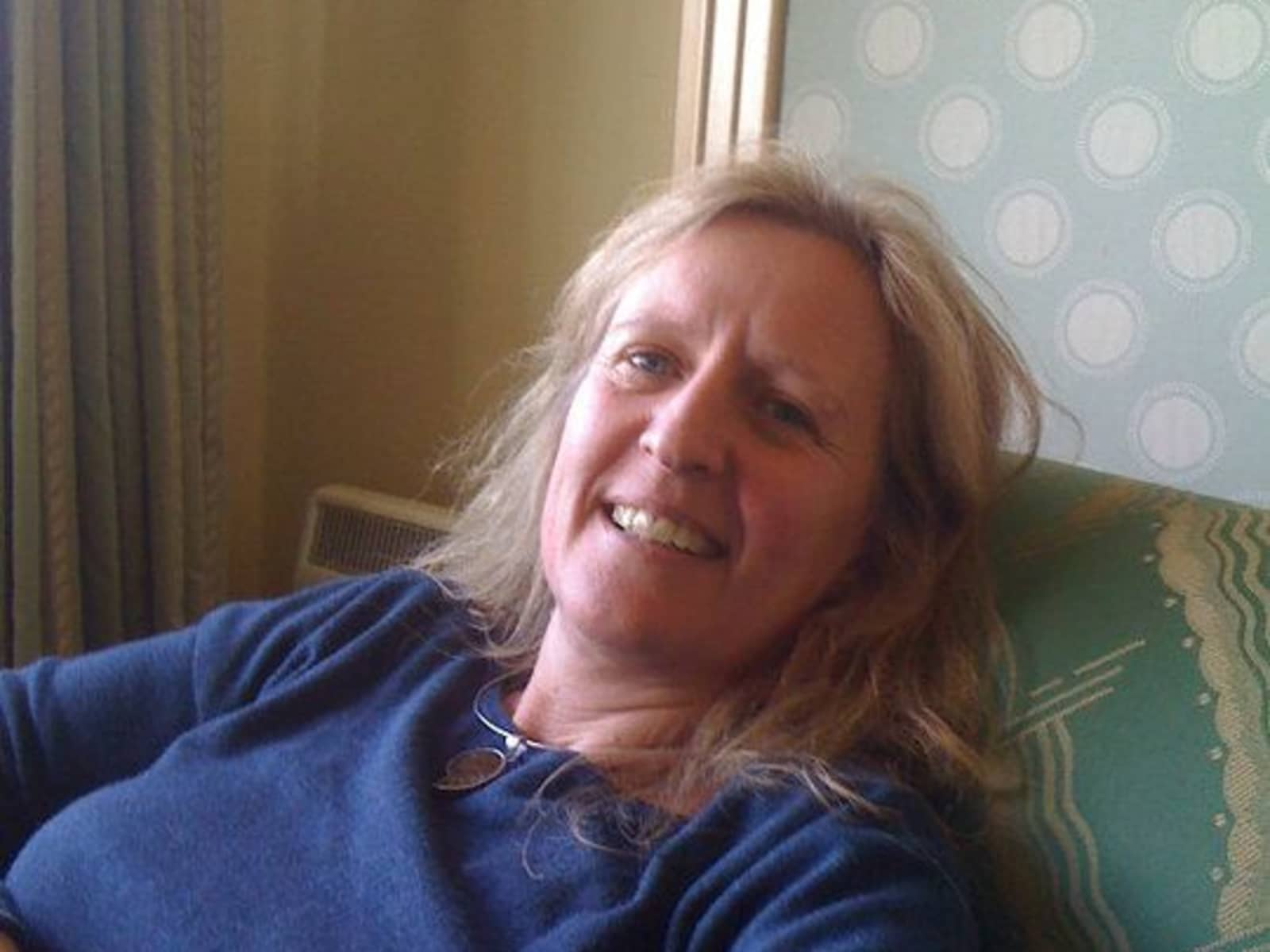 Maria from Wallingford, United Kingdom