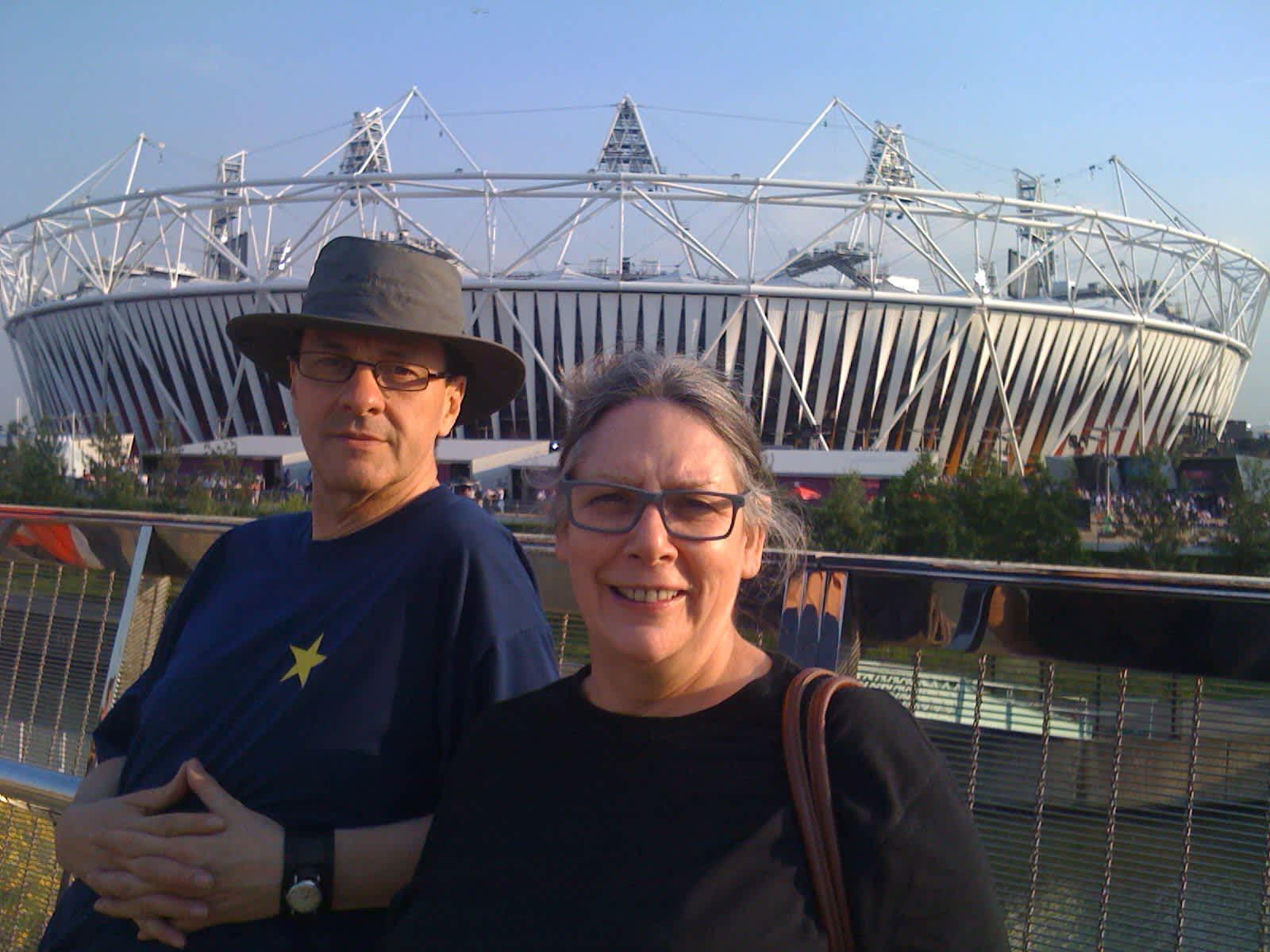 Ian & Brenda from London, United Kingdom