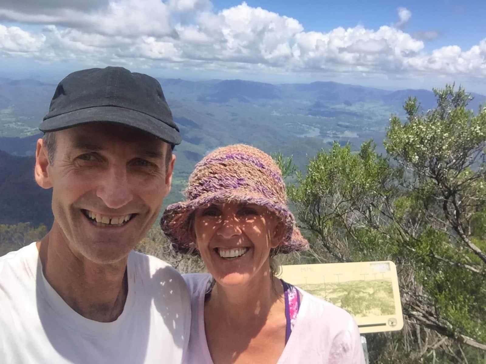 Keith & Lynn from Caloundra, Queensland, Australia
