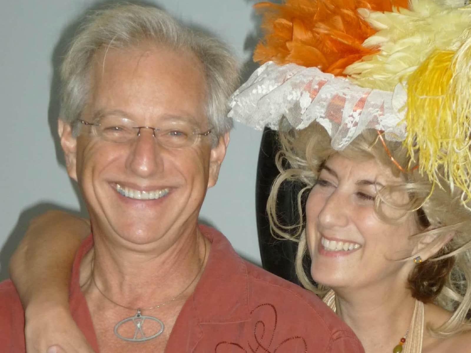 Ivan & Deena from Guanajuatito, Mexico