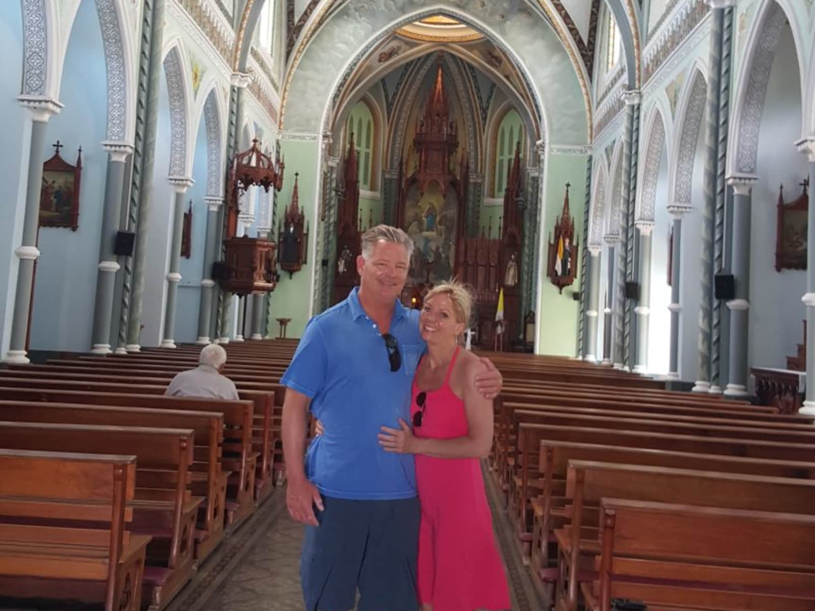 Lisa & Dave from Minneapolis, Minnesota, United States