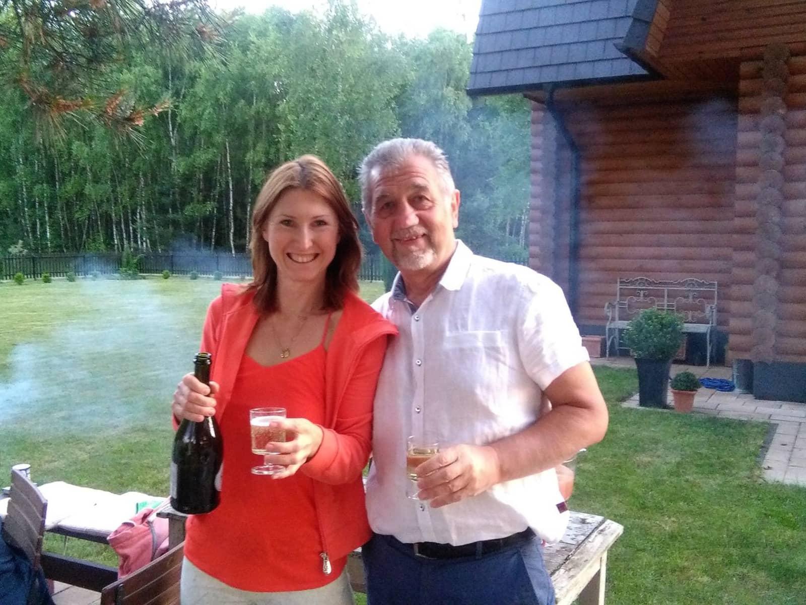 Donald & Aneta from Barrow in Furness, United Kingdom