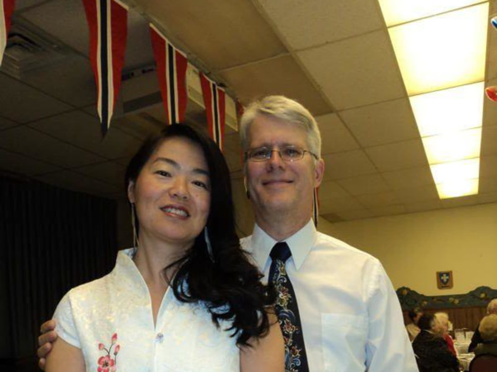 Erik & Min from Fort Collins, Colorado, United States