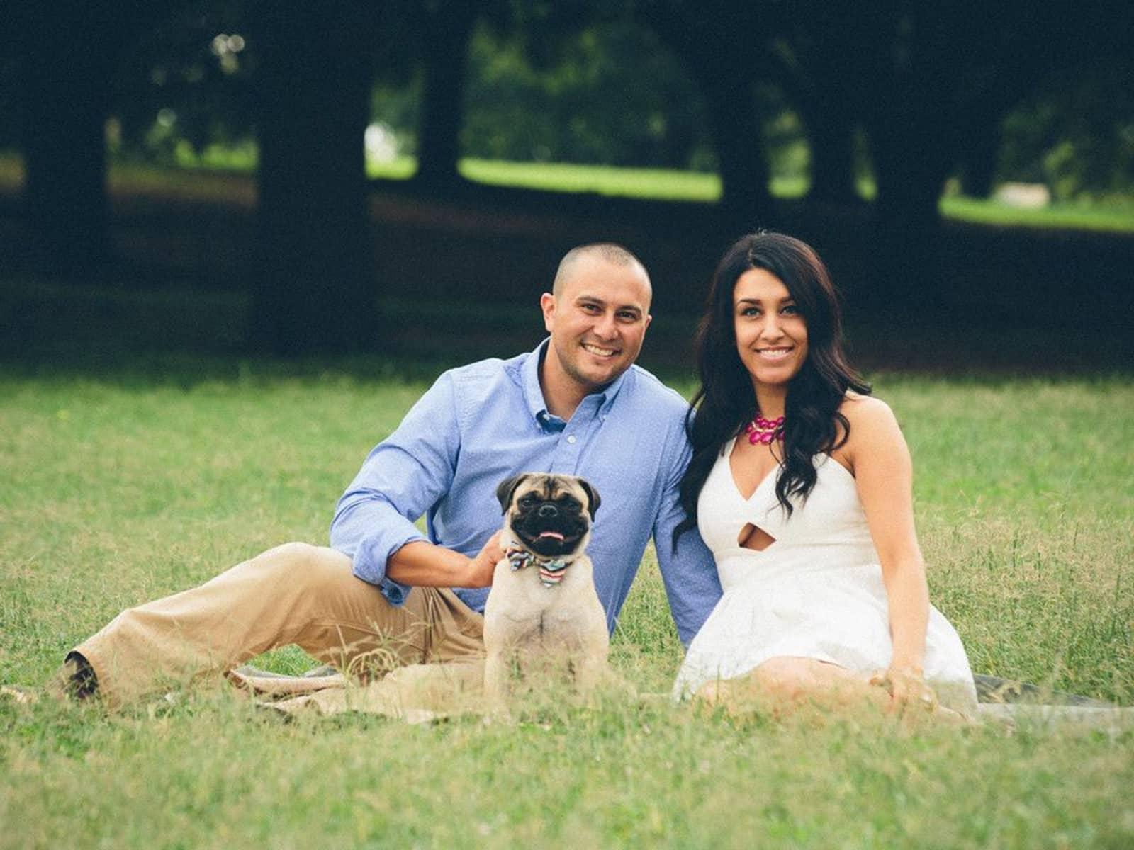 Rebecca & Jason from Austin, Texas, United States