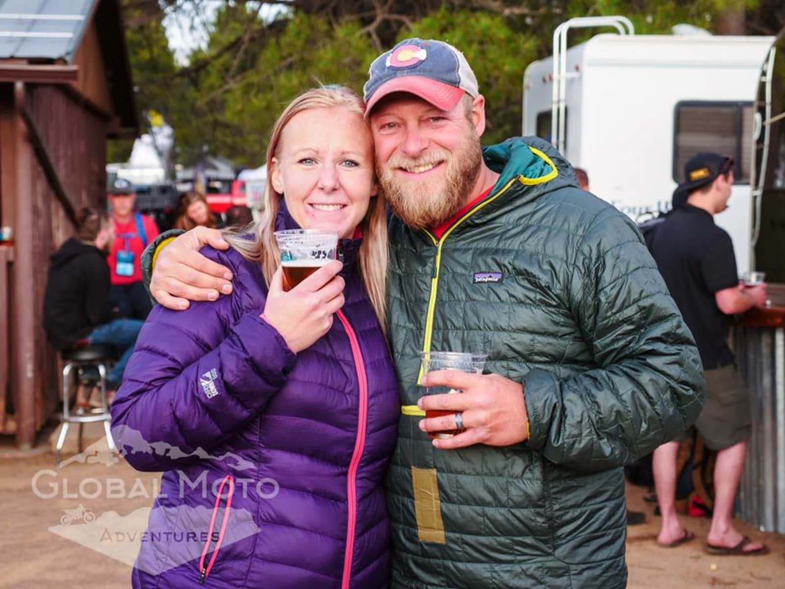 Sarah & Dusty from Berthoud, Colorado, United States