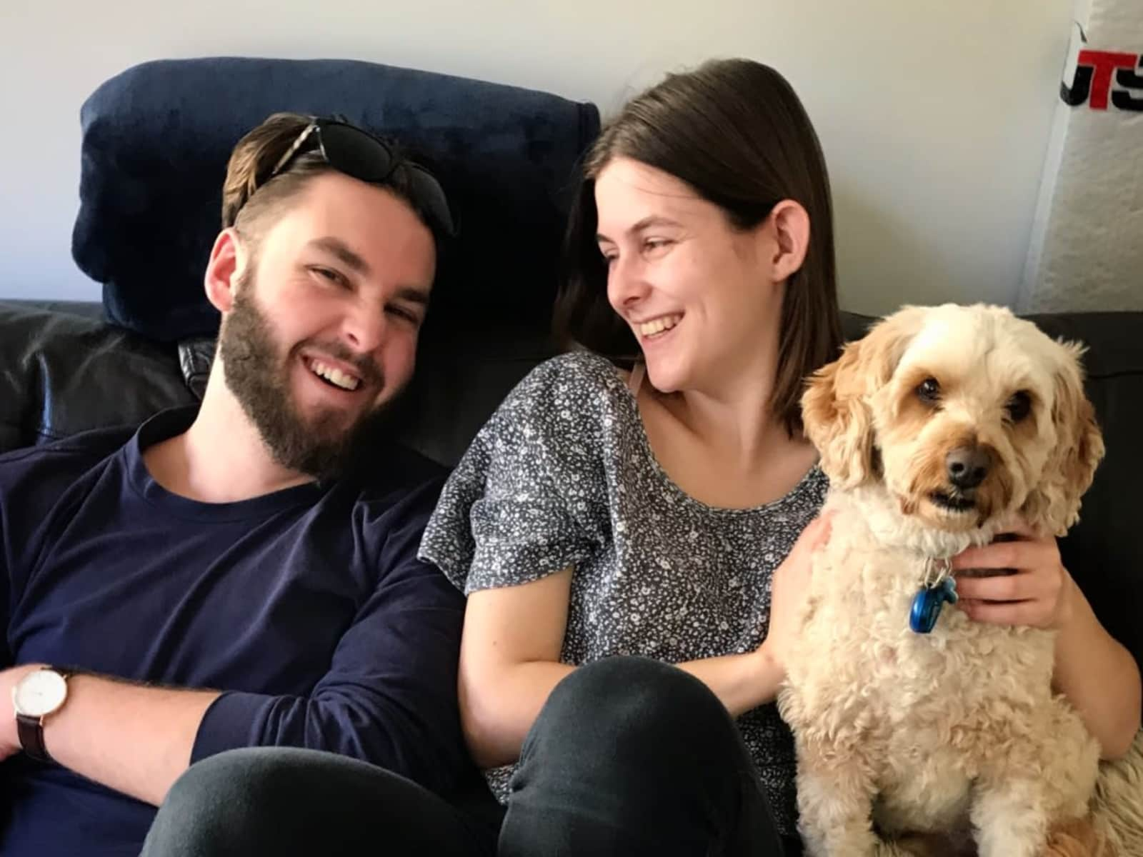 Maisie & Errol from Adelaide Hills, South Australia, Australia