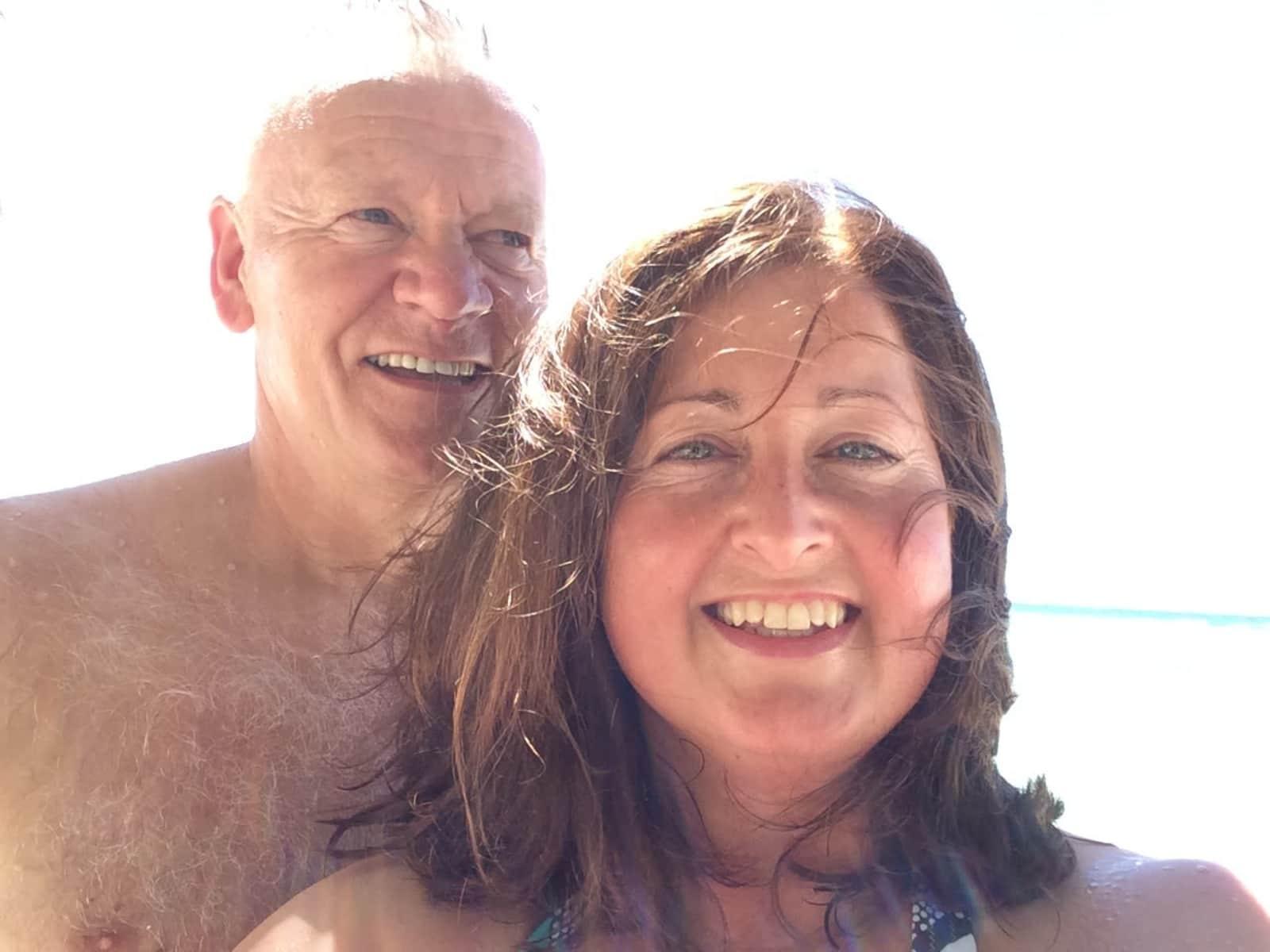 Caroline & Andy from London, United Kingdom