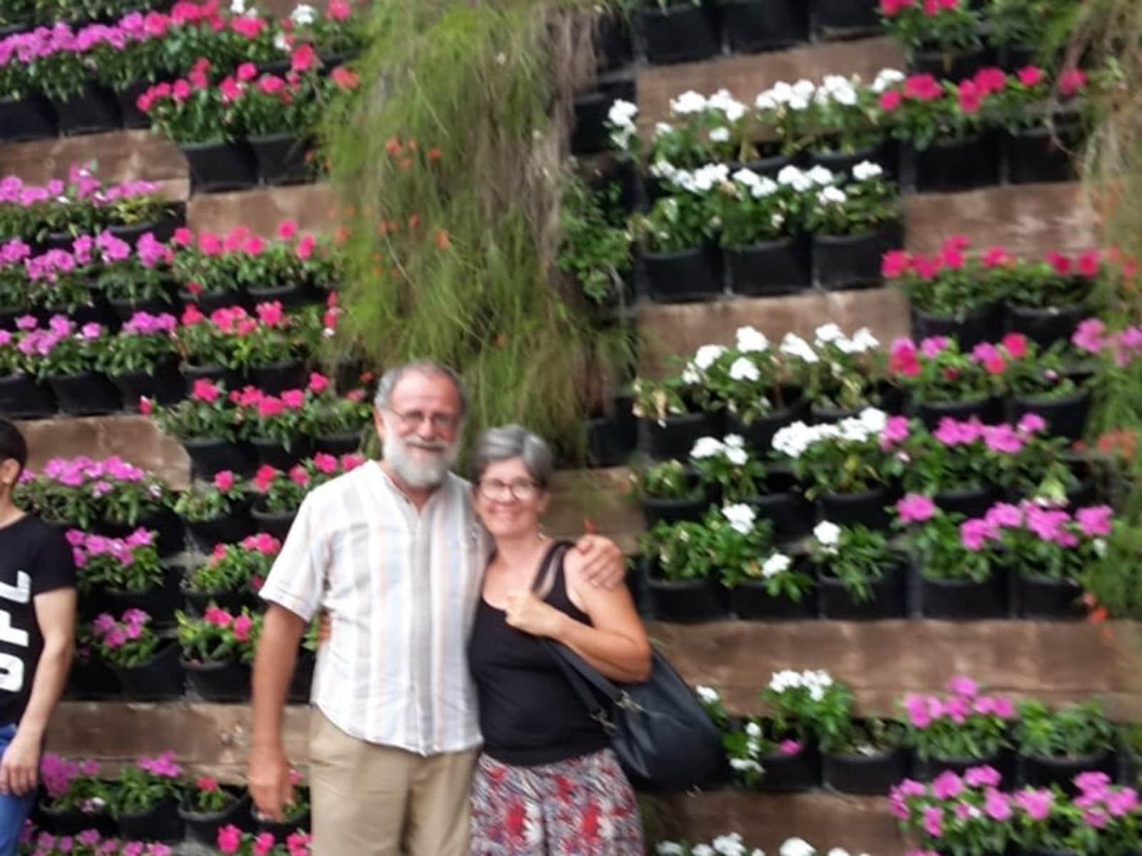 Margaret & Franz from Brisbane, Queensland, Australia