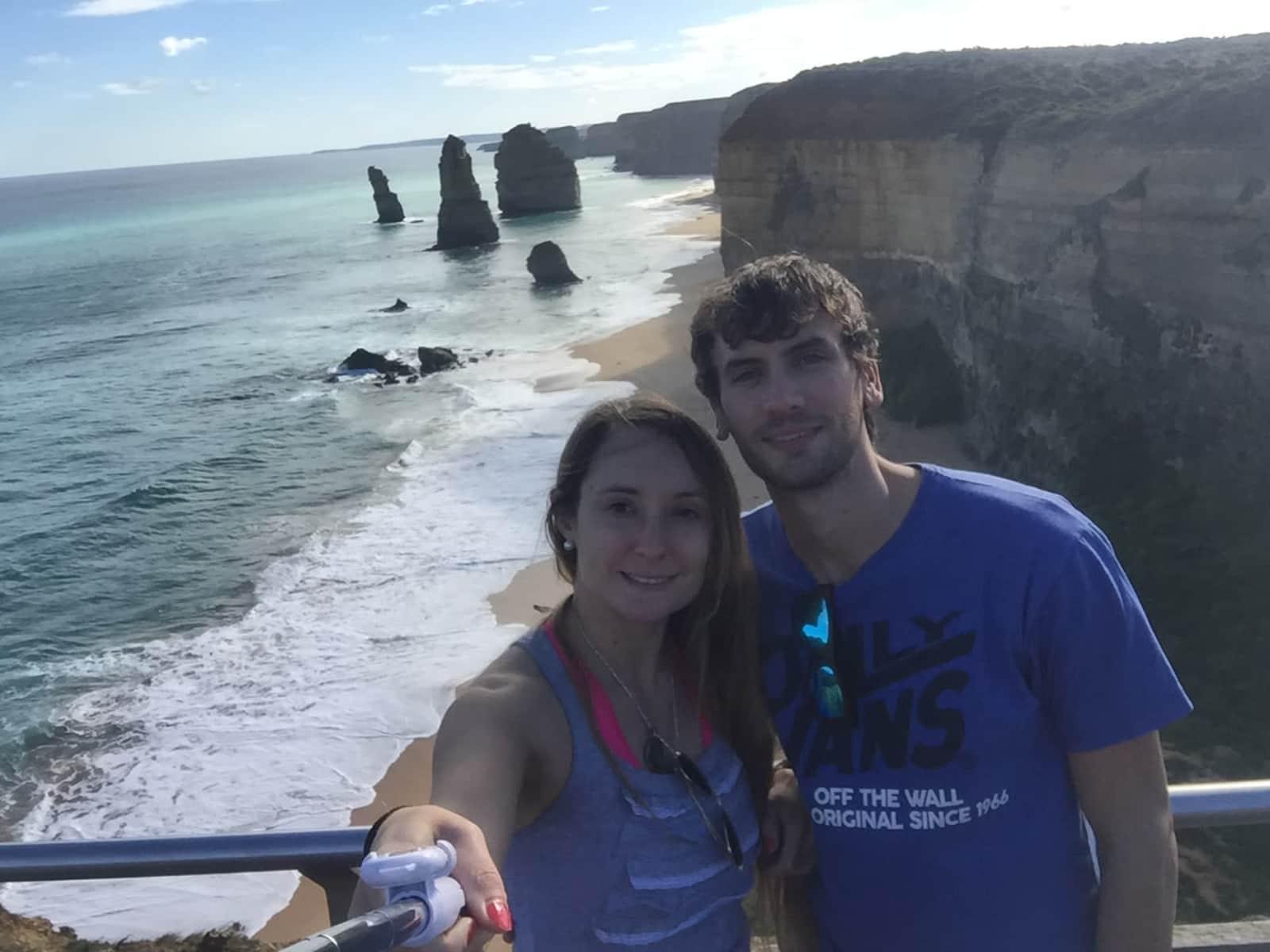 Cecilia & Jose from Gold Coast, Queensland, Australia