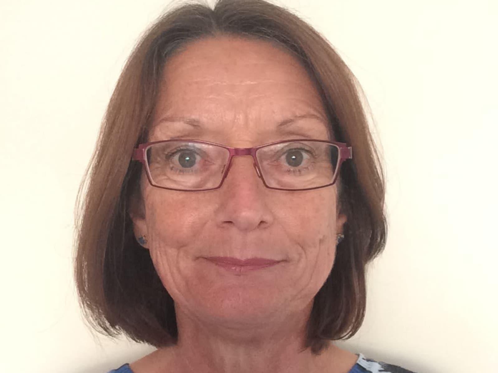 Andrea from Ipswich, United Kingdom