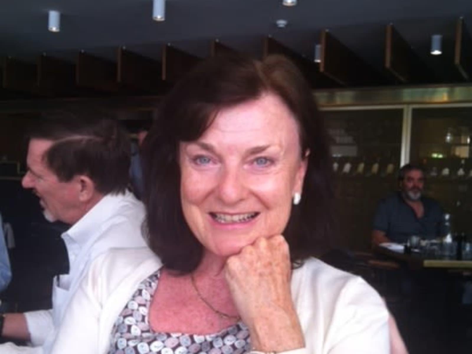 Delia from Perth, Western Australia, Australia