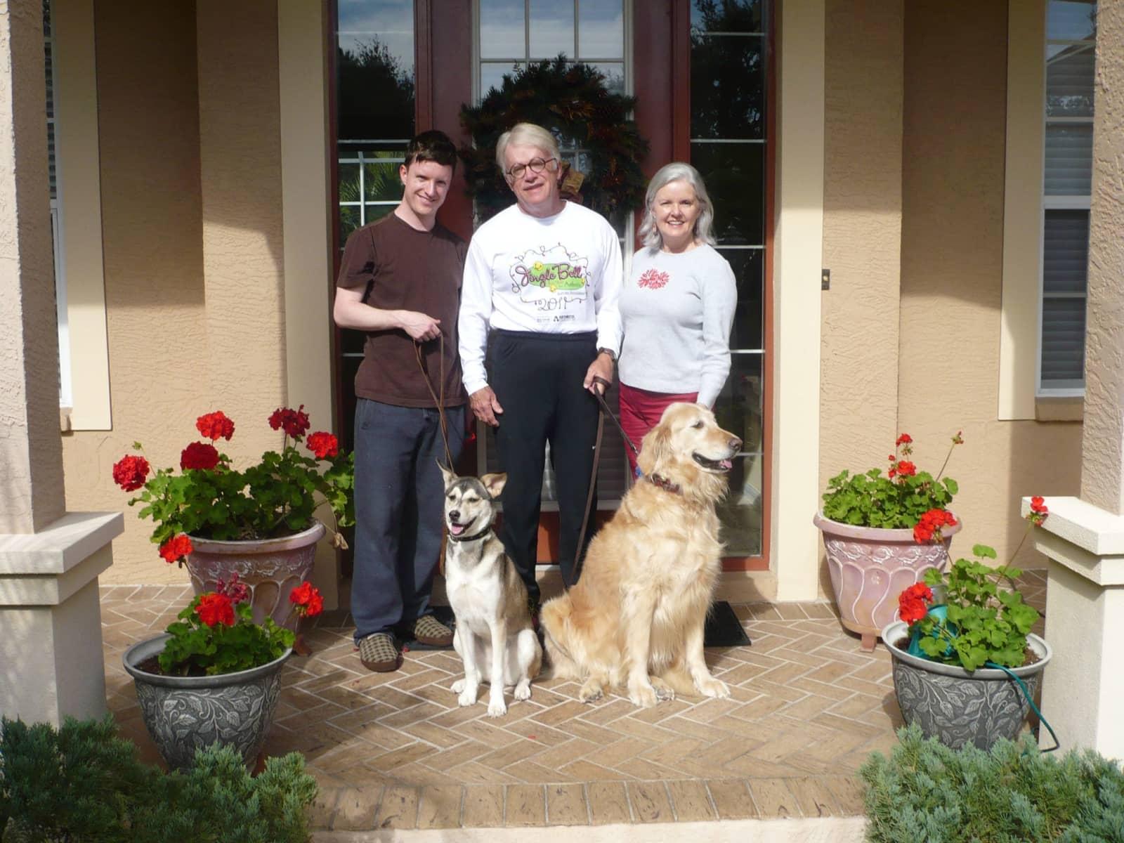 Larry & Susan from Bradenton, Florida, United States