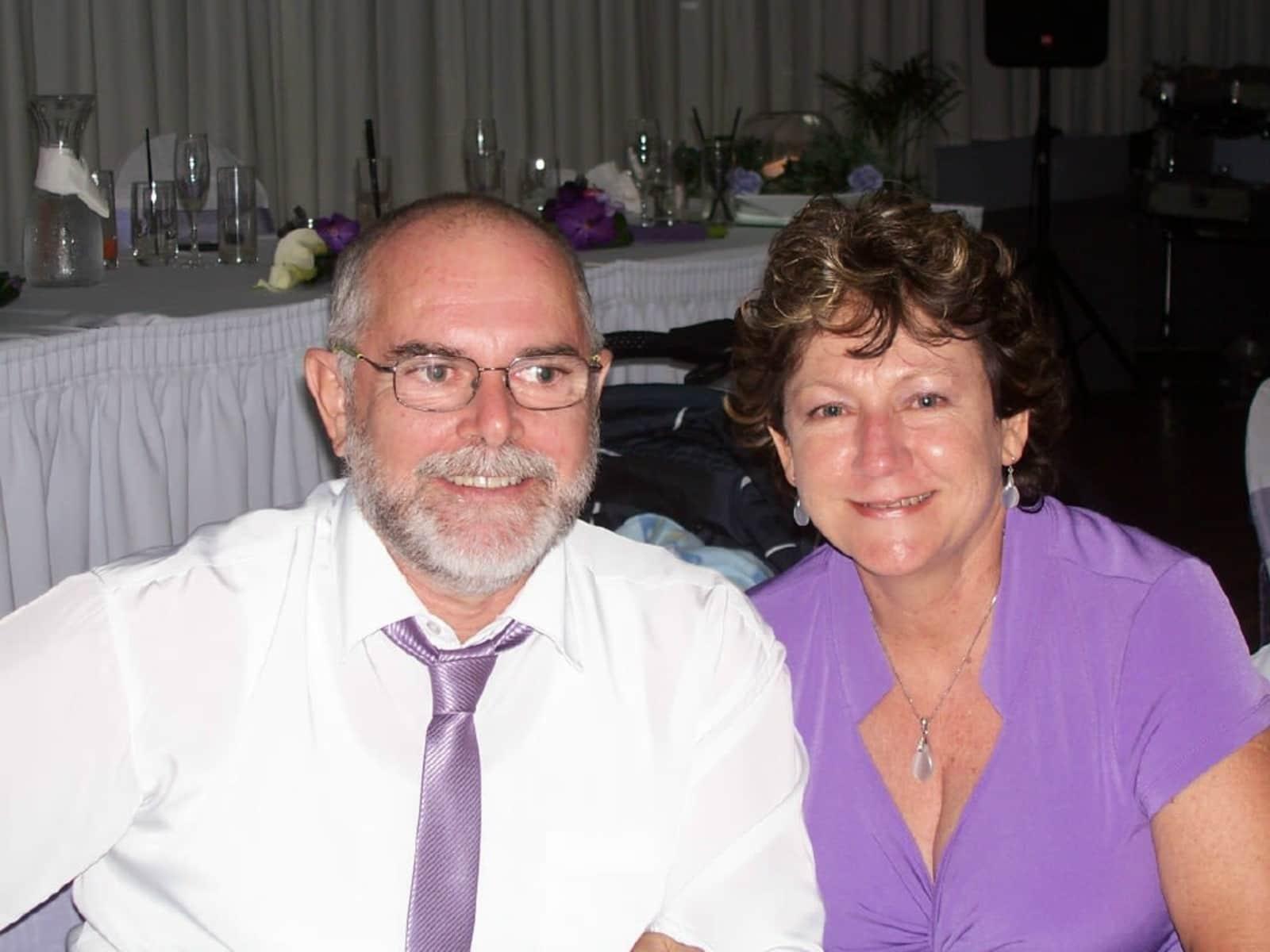 Rachelle & Ian frederick from Mackay, Queensland, Australia