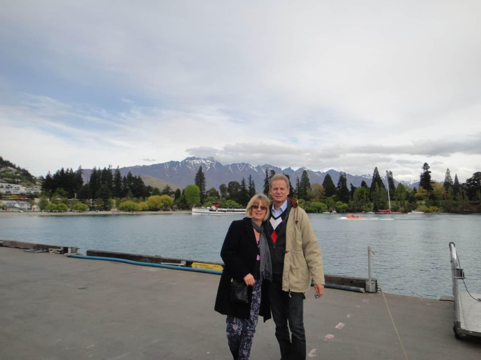 Manfred & Meredith from Brisbane, Queensland, Australia