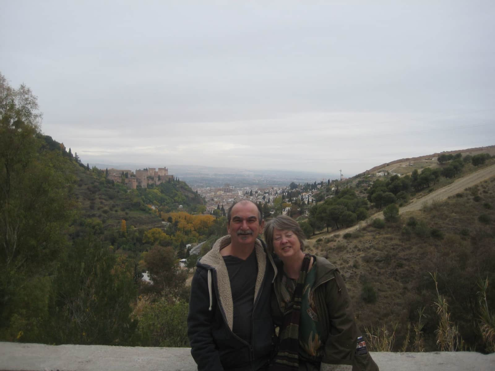 Linda & John from Halstead, United Kingdom