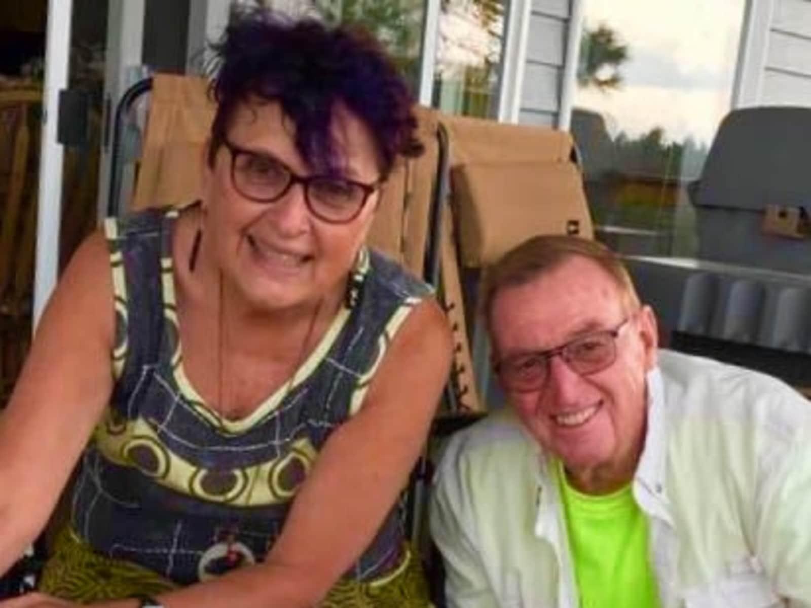 Frank & Judy (aka roz) from Sebring, Florida, United States