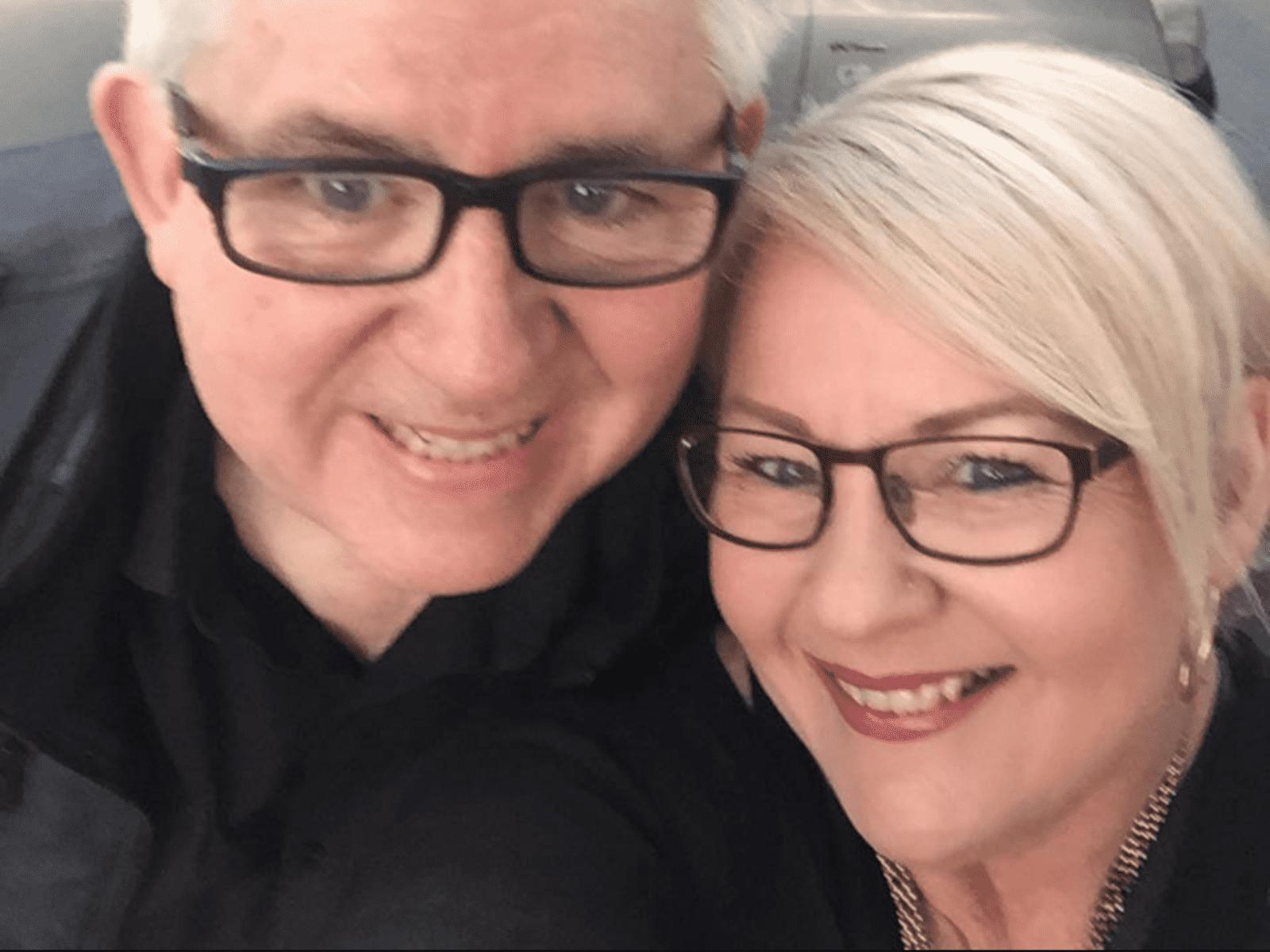 Joanne & Steve from Ingleside, New South Wales, Australia