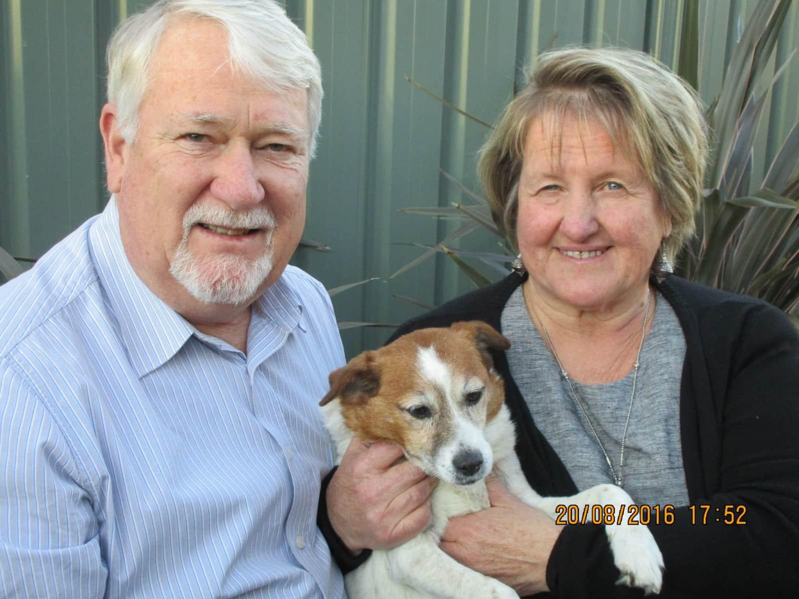 Allan & Ann from Croydon, New South Wales, Australia