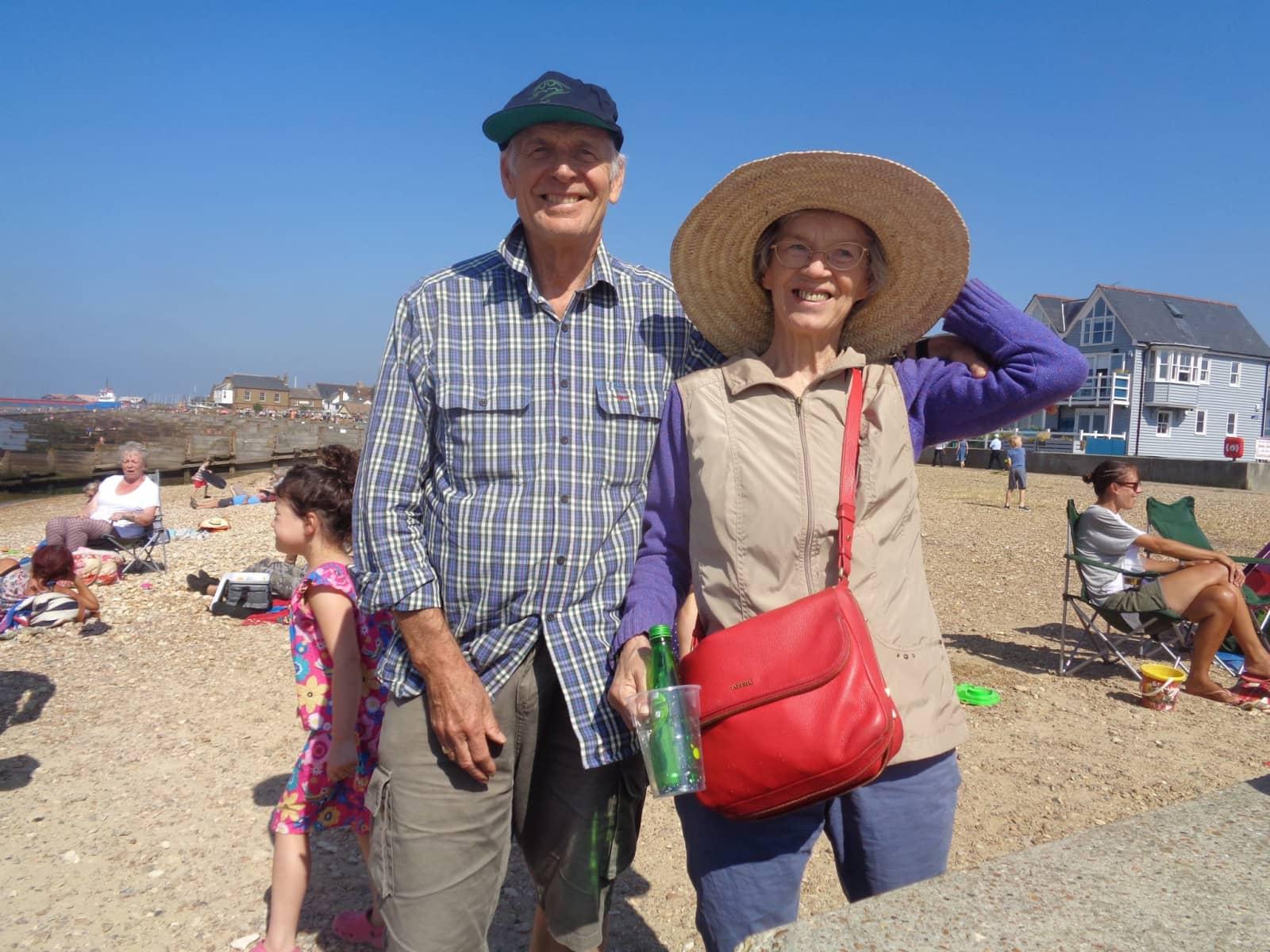 Roberta & Geert from Brisbane, Queensland, Australia