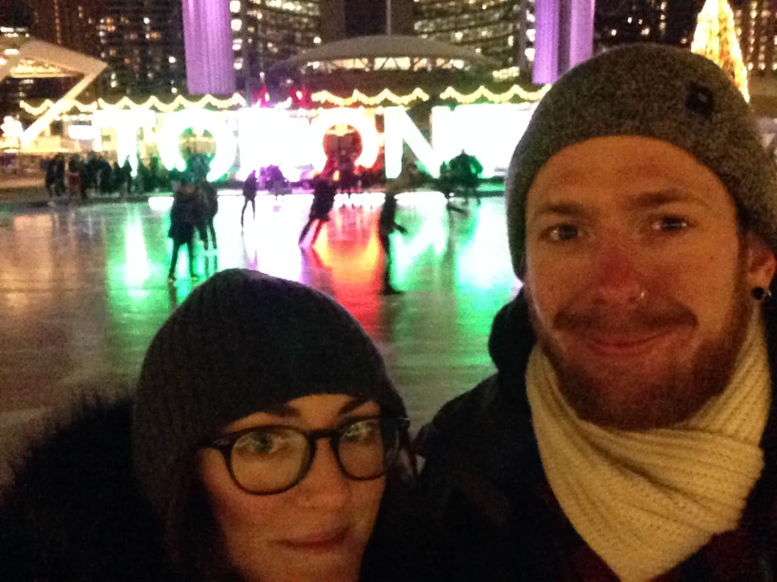Libby & Joshua from Birmingham, United Kingdom