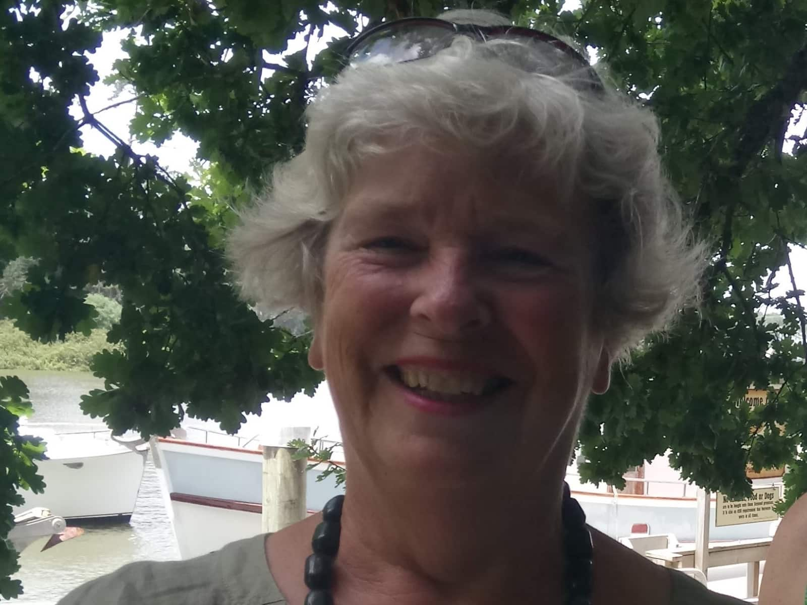 Maureen from Poole, United Kingdom